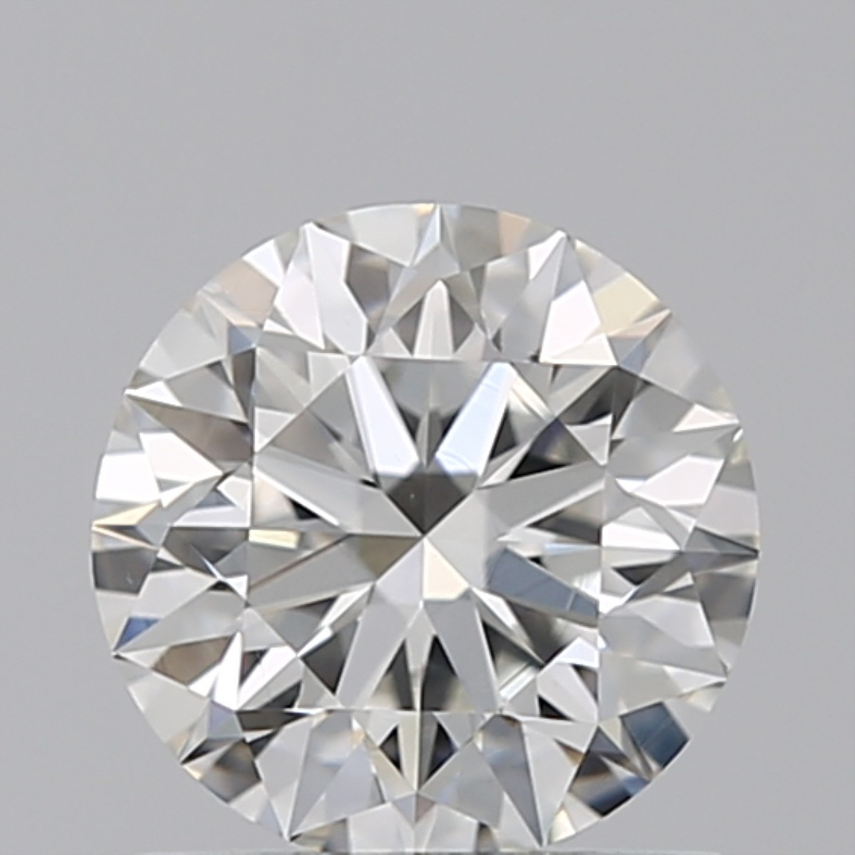 0.76 Carat Round Brilliant Diamond (G/VS1)