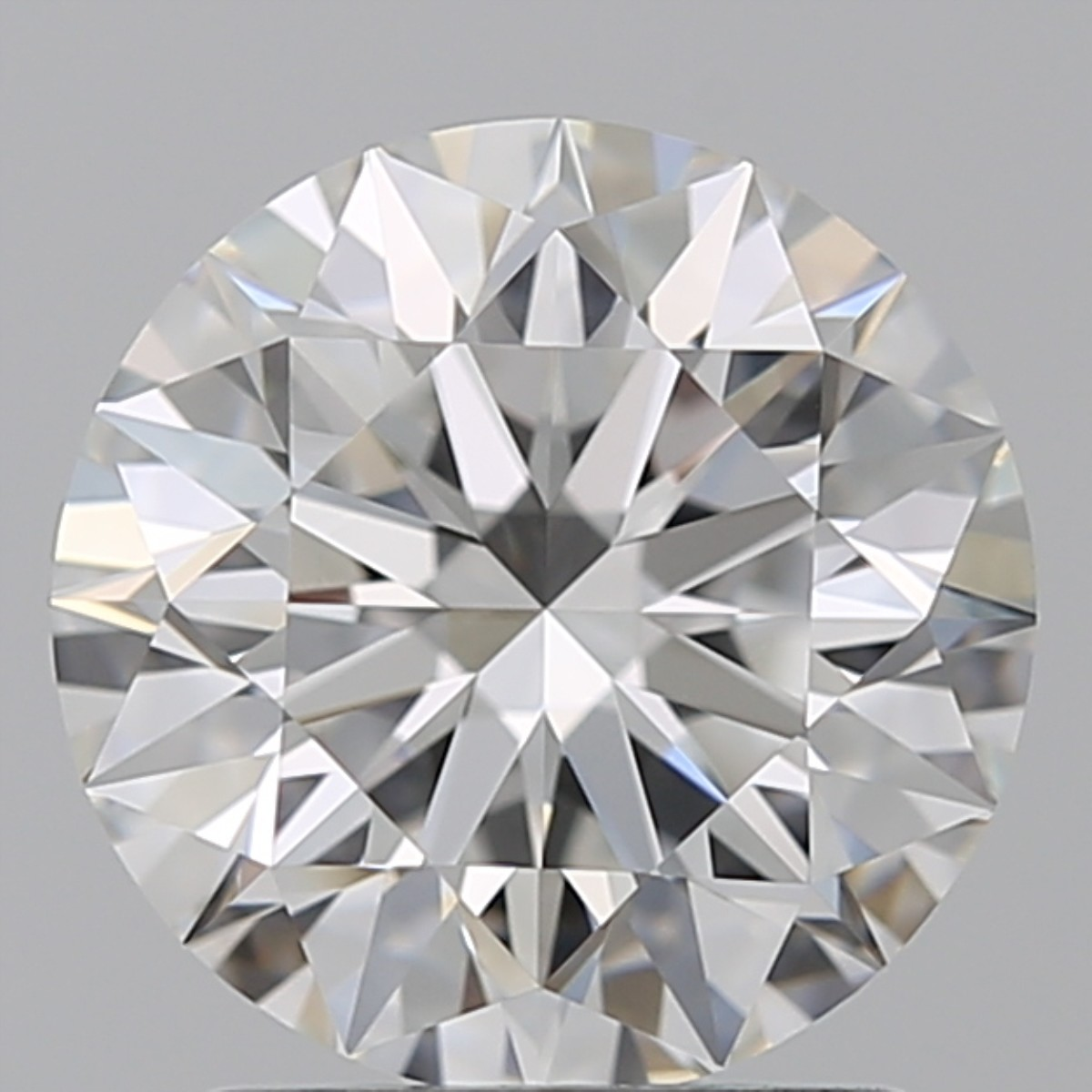 1.57 Carat Round Brilliant Diamond (F/VVS2)