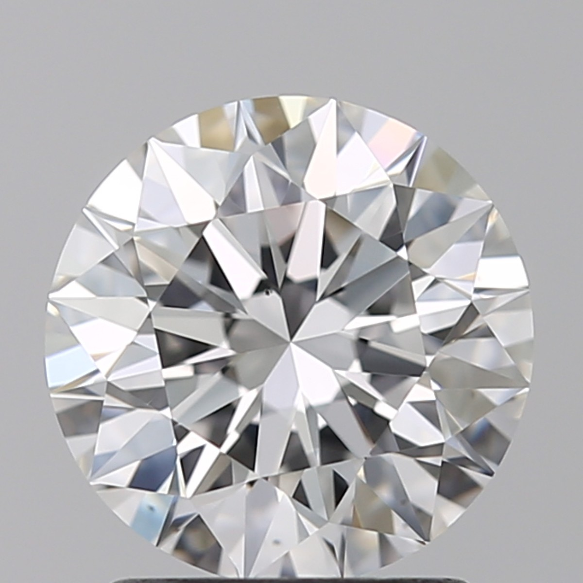 1.56 Carat Round Brilliant Diamond (E/VS1)