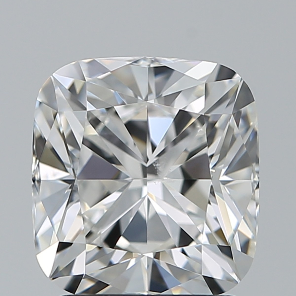 2.01 Carat Cushion Diamond (F/SI1)