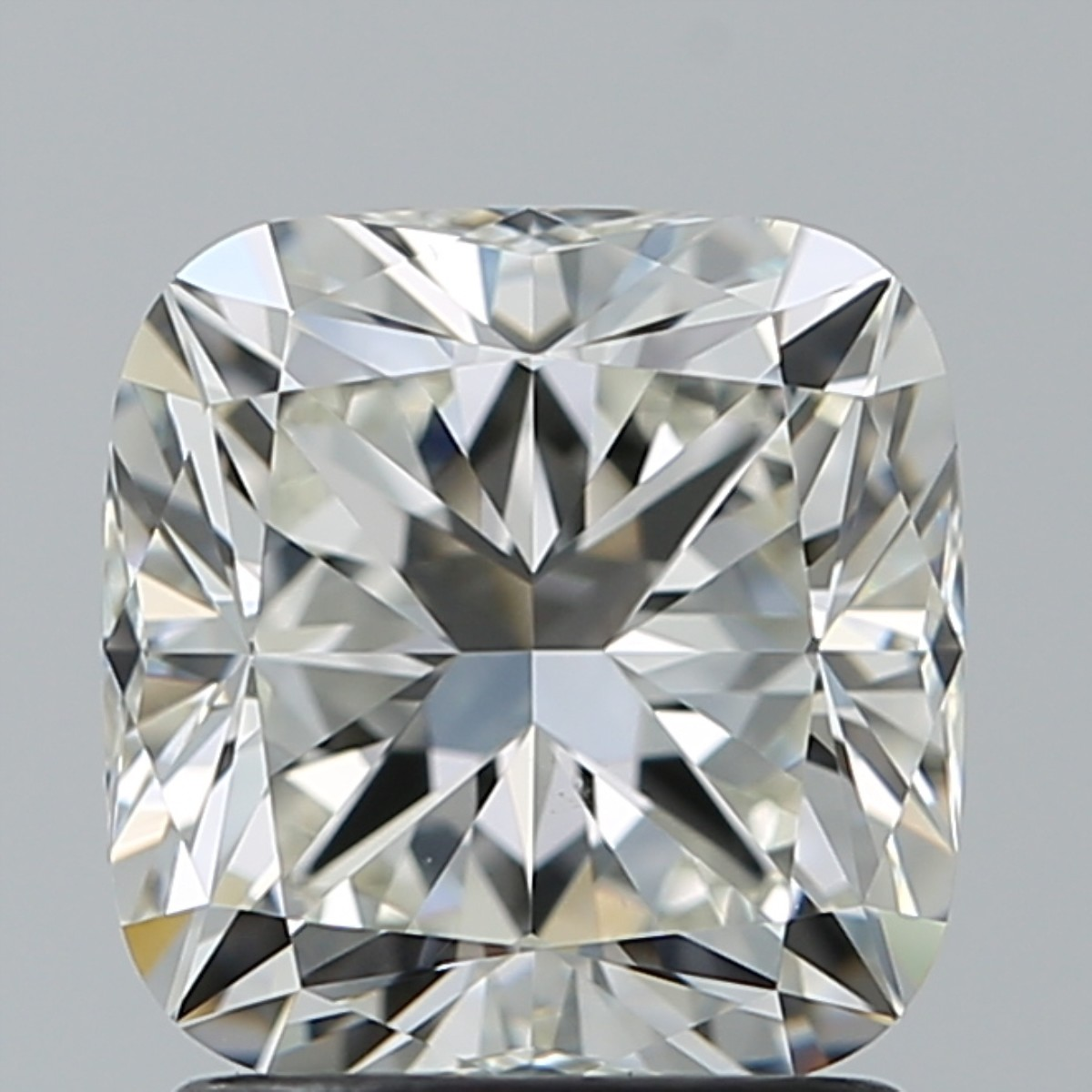 1.70 Carat Cushion Diamond (I/VS2)