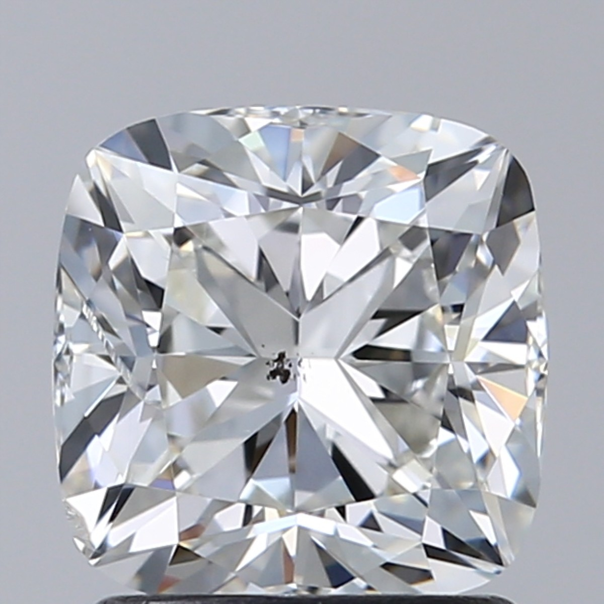 1.51 Carat Cushion Diamond (G/SI2)