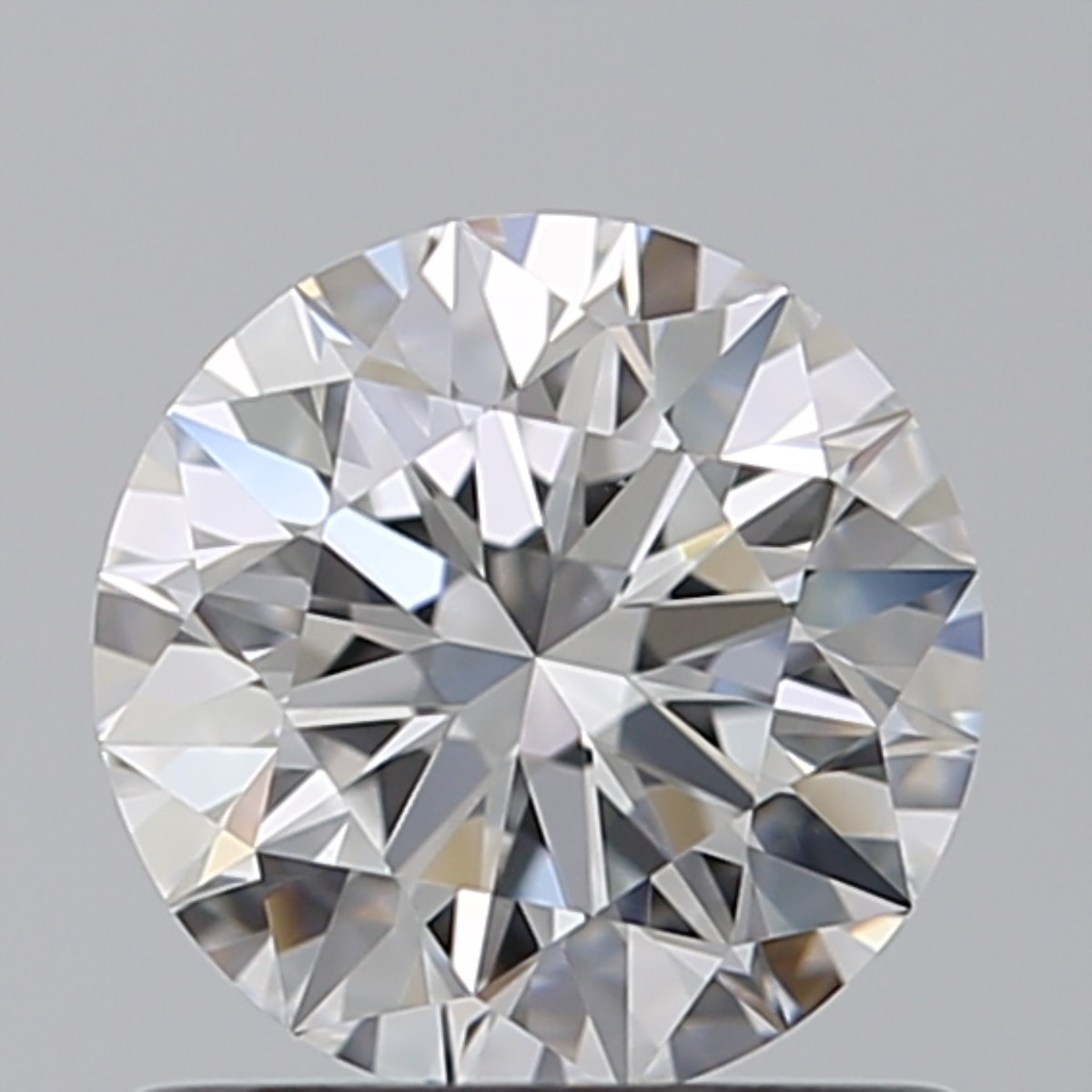 0.80 Carat Round Brilliant Diamond (D/VS1)