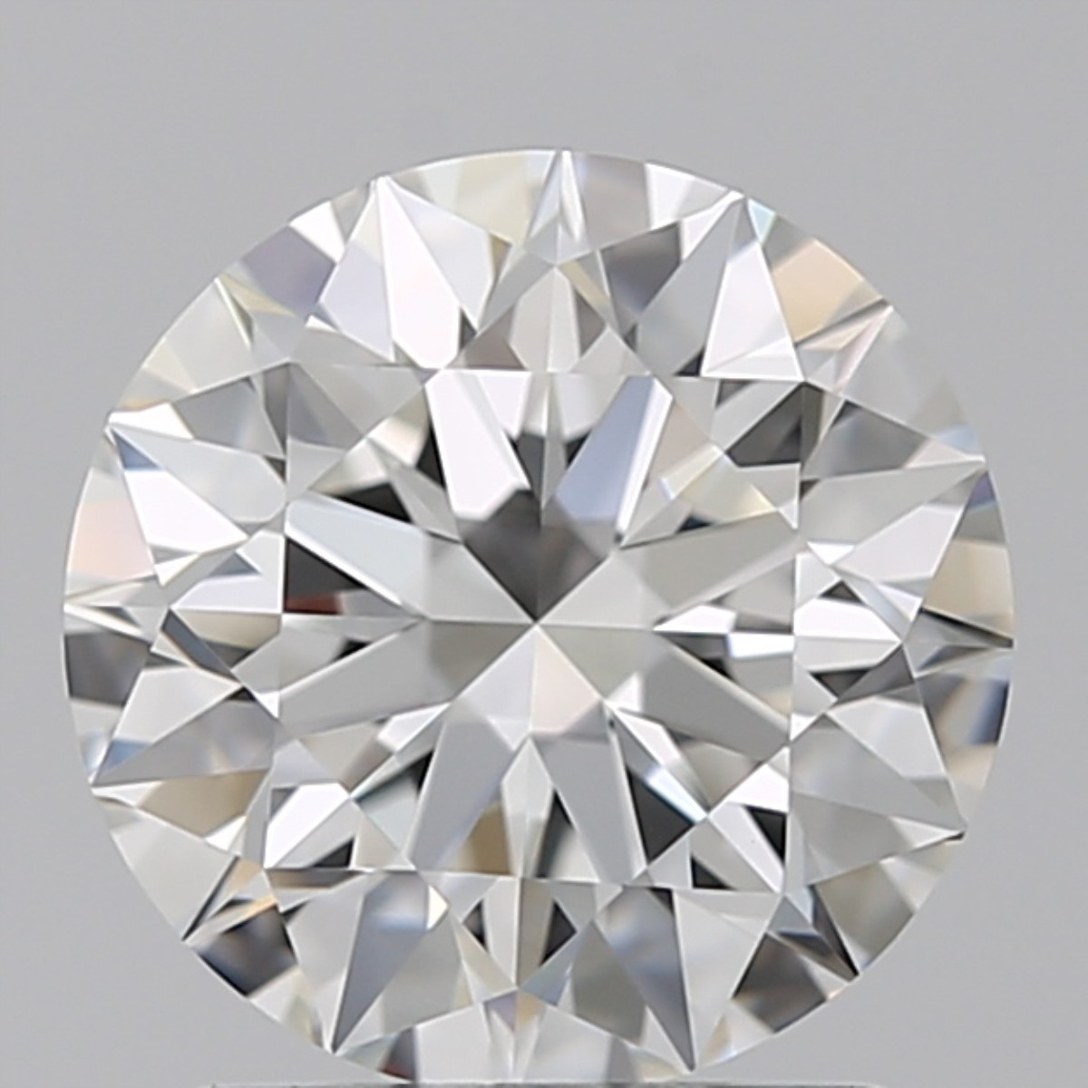 1.45 Carat Round Brilliant Diamond (F/IF)