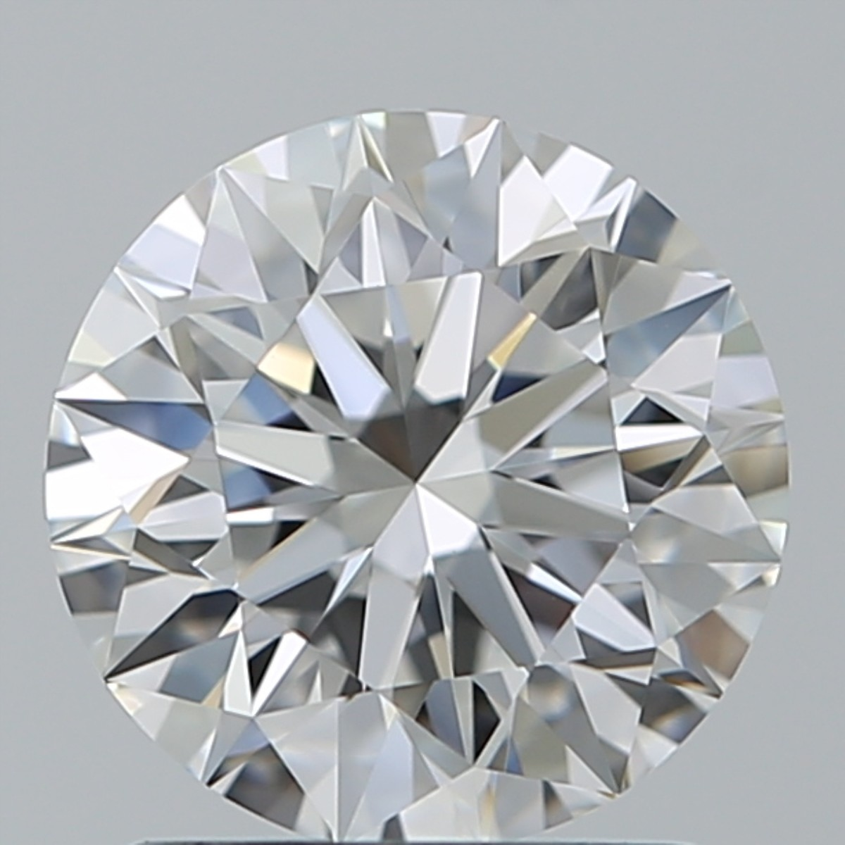 1.35 Carat Round Brilliant Diamond (F/VVS1)