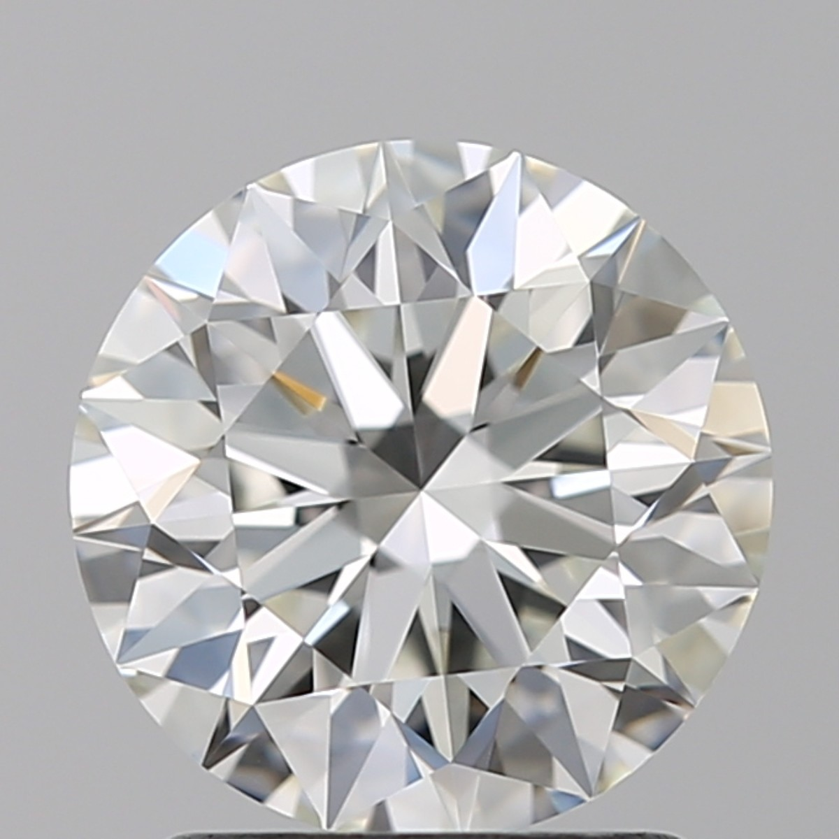 1.57 Carat Round Brilliant Diamond (H/VVS2)