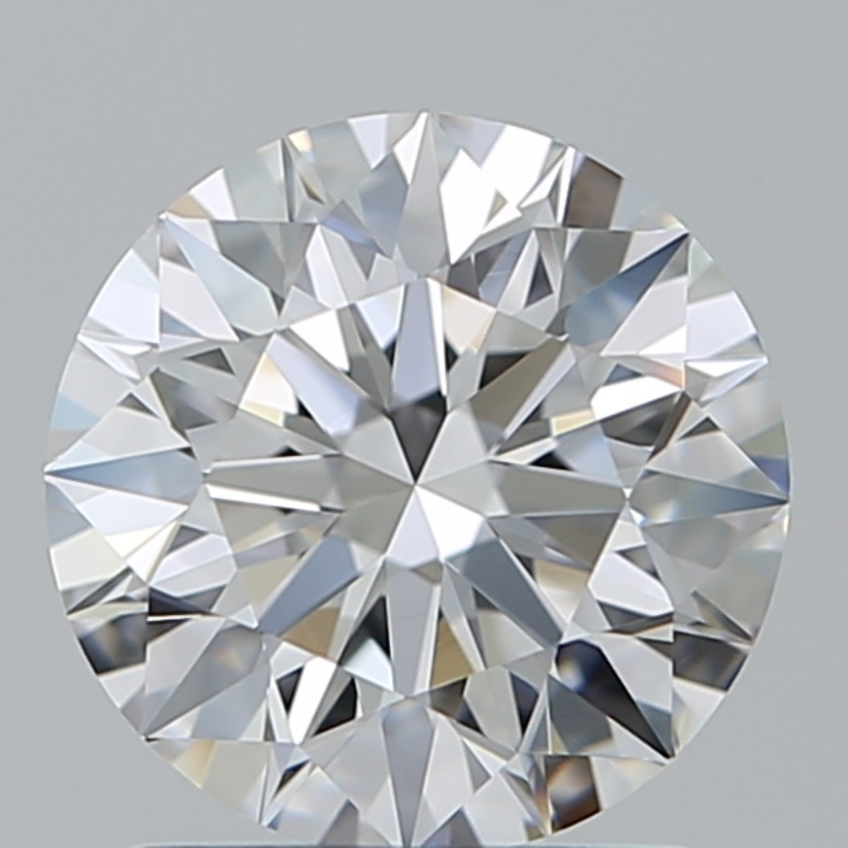 1.35 Carat Round Brilliant Diamond (D/IF)