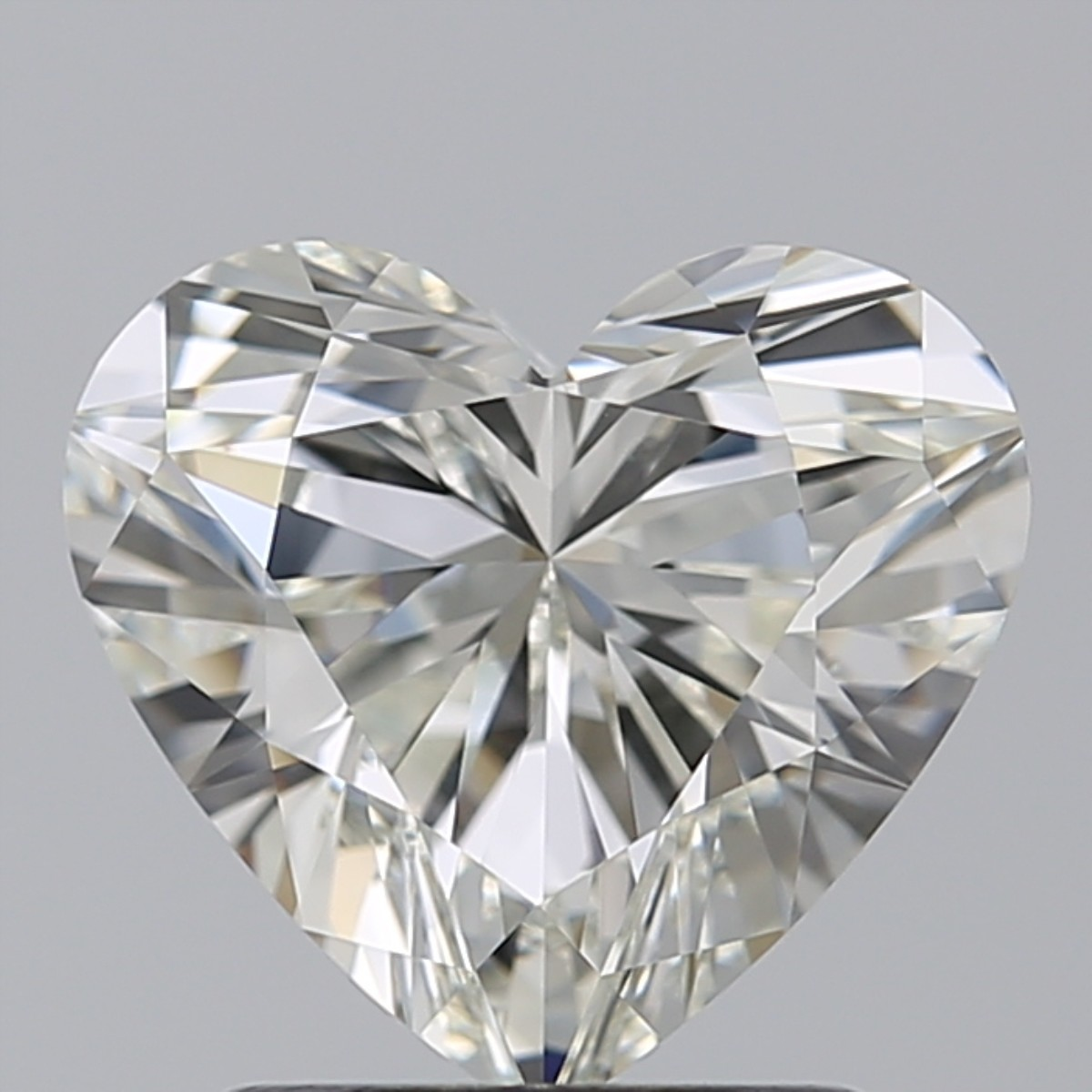 1.70 Carat Heart Diamond (J/IF)