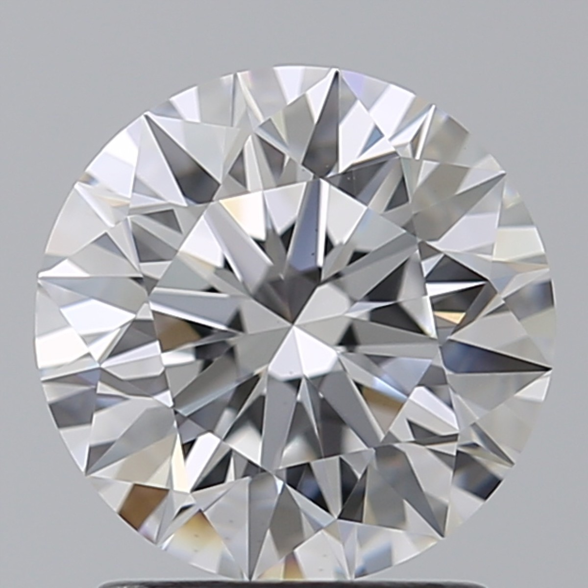1.65 Carat Round Brilliant Diamond (D/VS1)