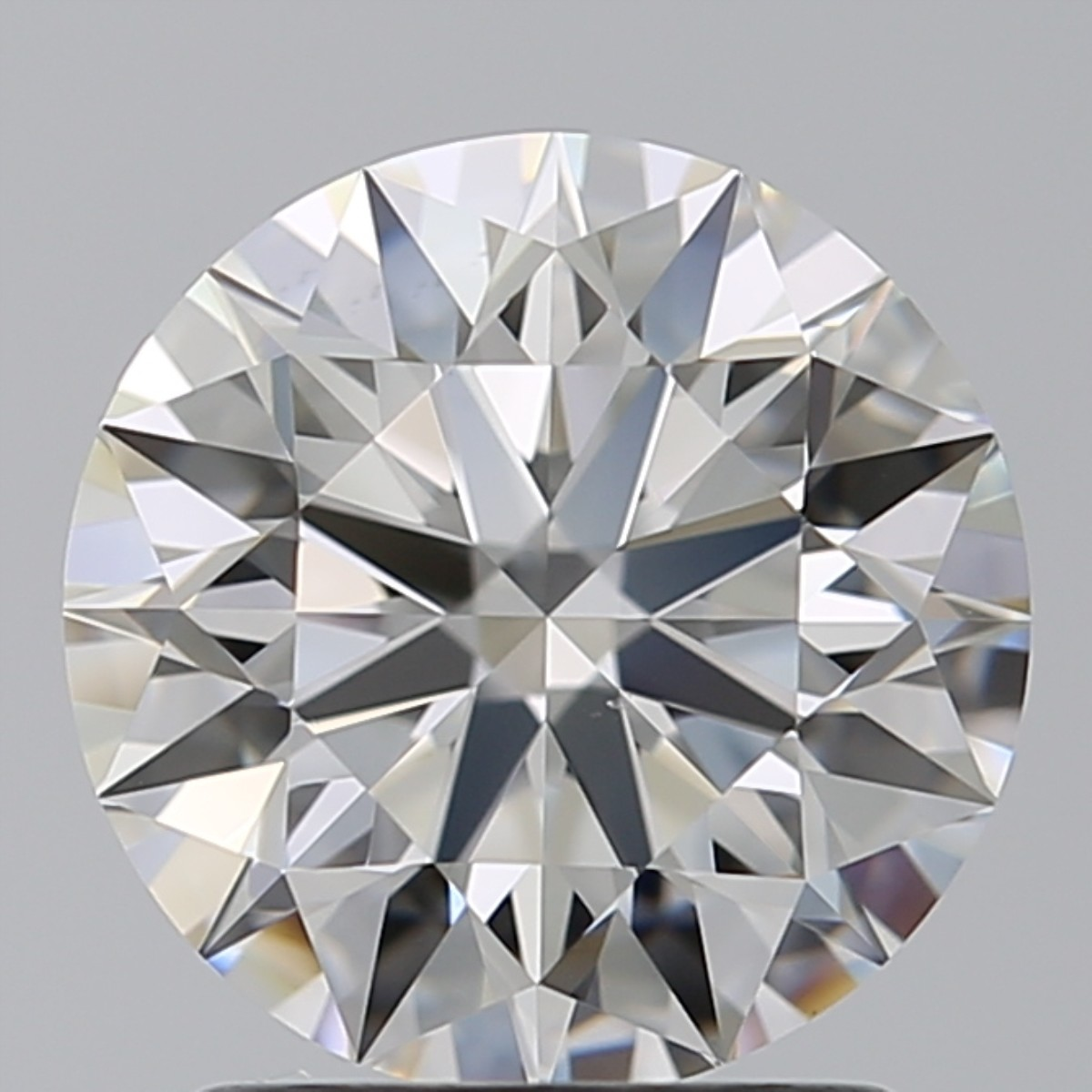1.70 Carat Round Brilliant Diamond (F/VS1)