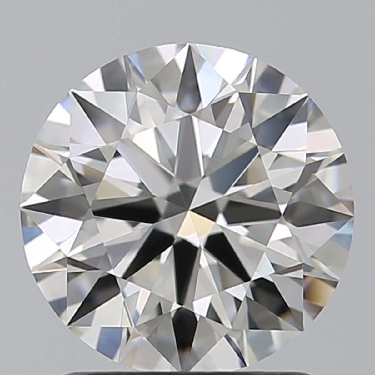 1.52 Carat Round Brilliant Diamond (H/IF)