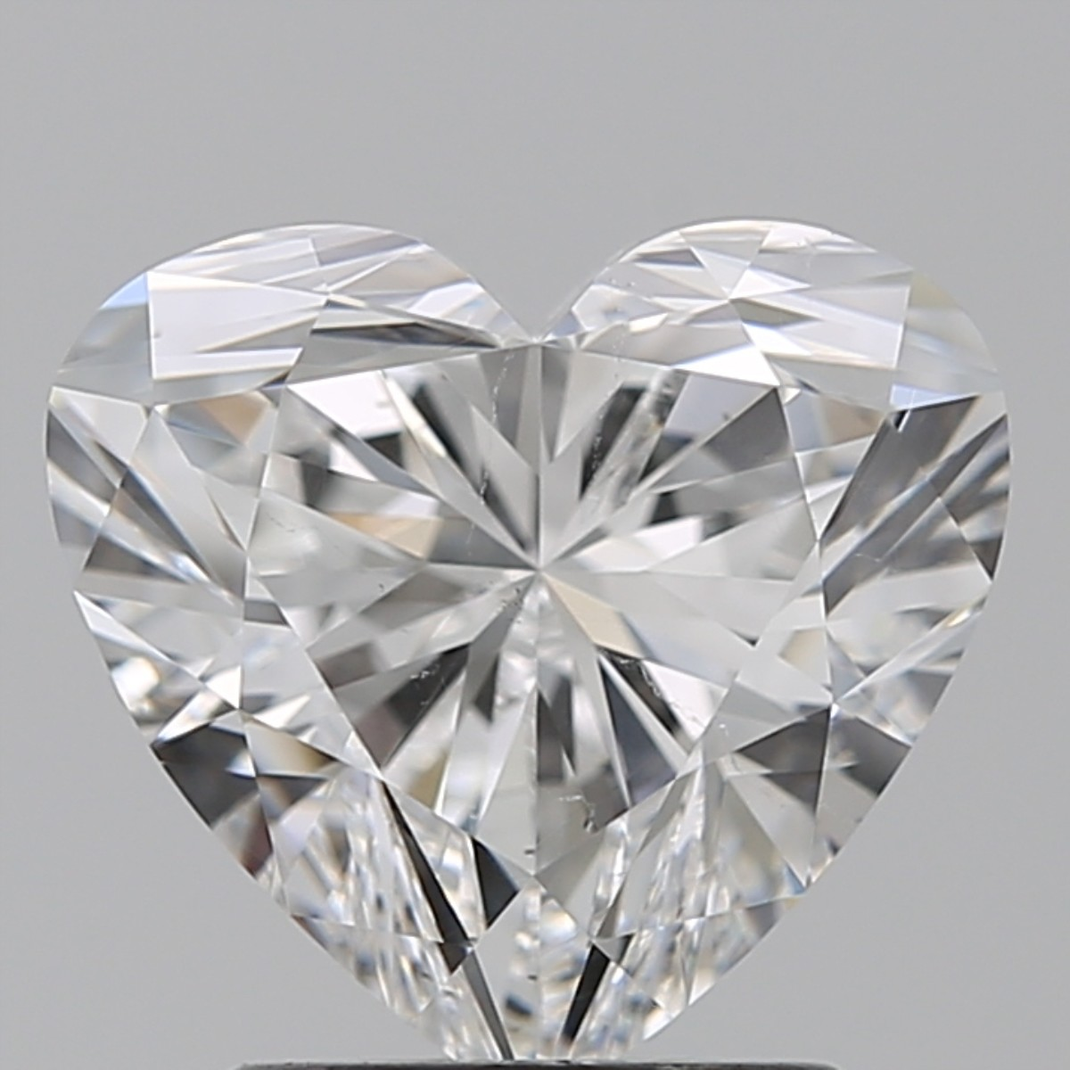 2.01 Carat Heart Diamond (E/SI1)