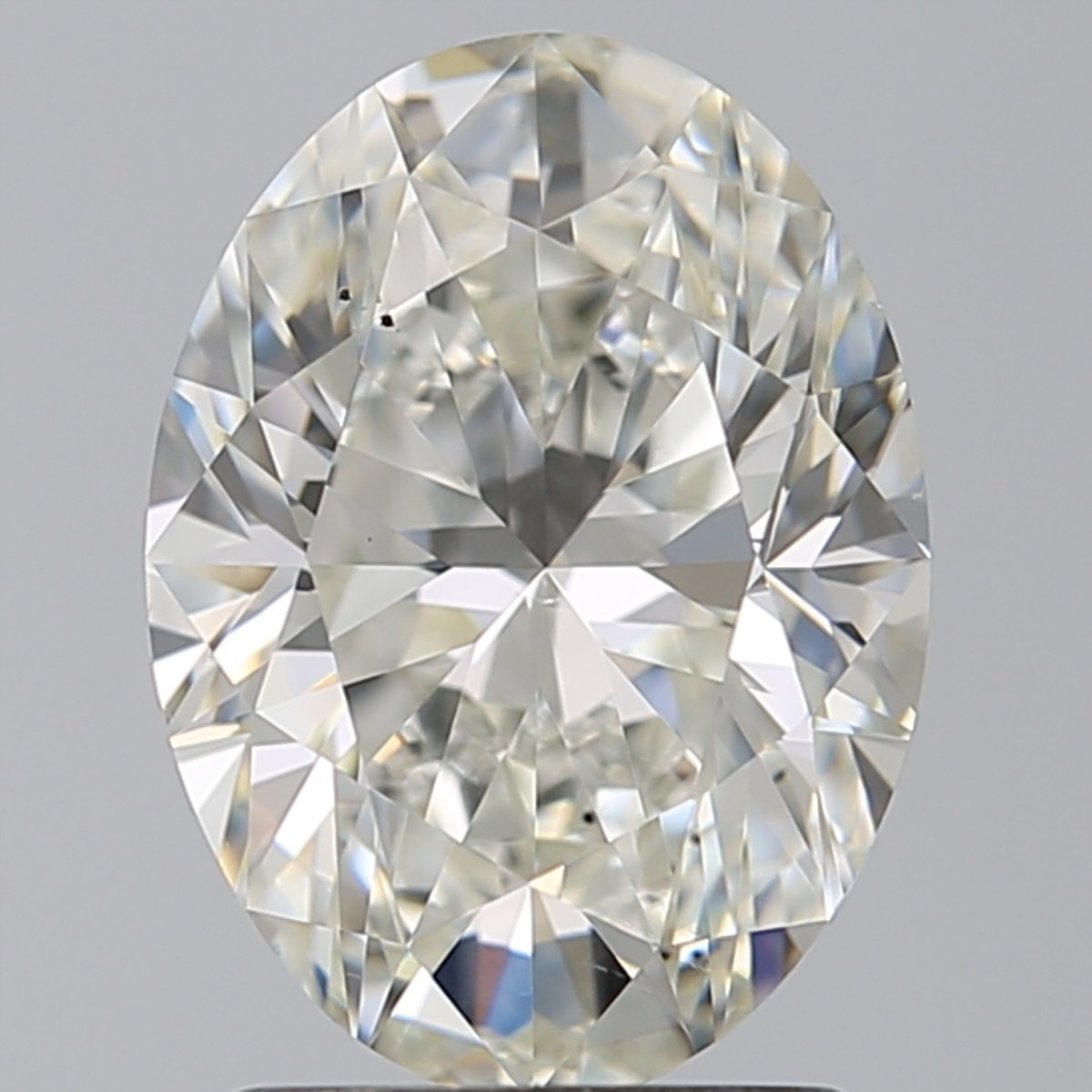 2.02 Carat Oval Diamond (I/VS2)