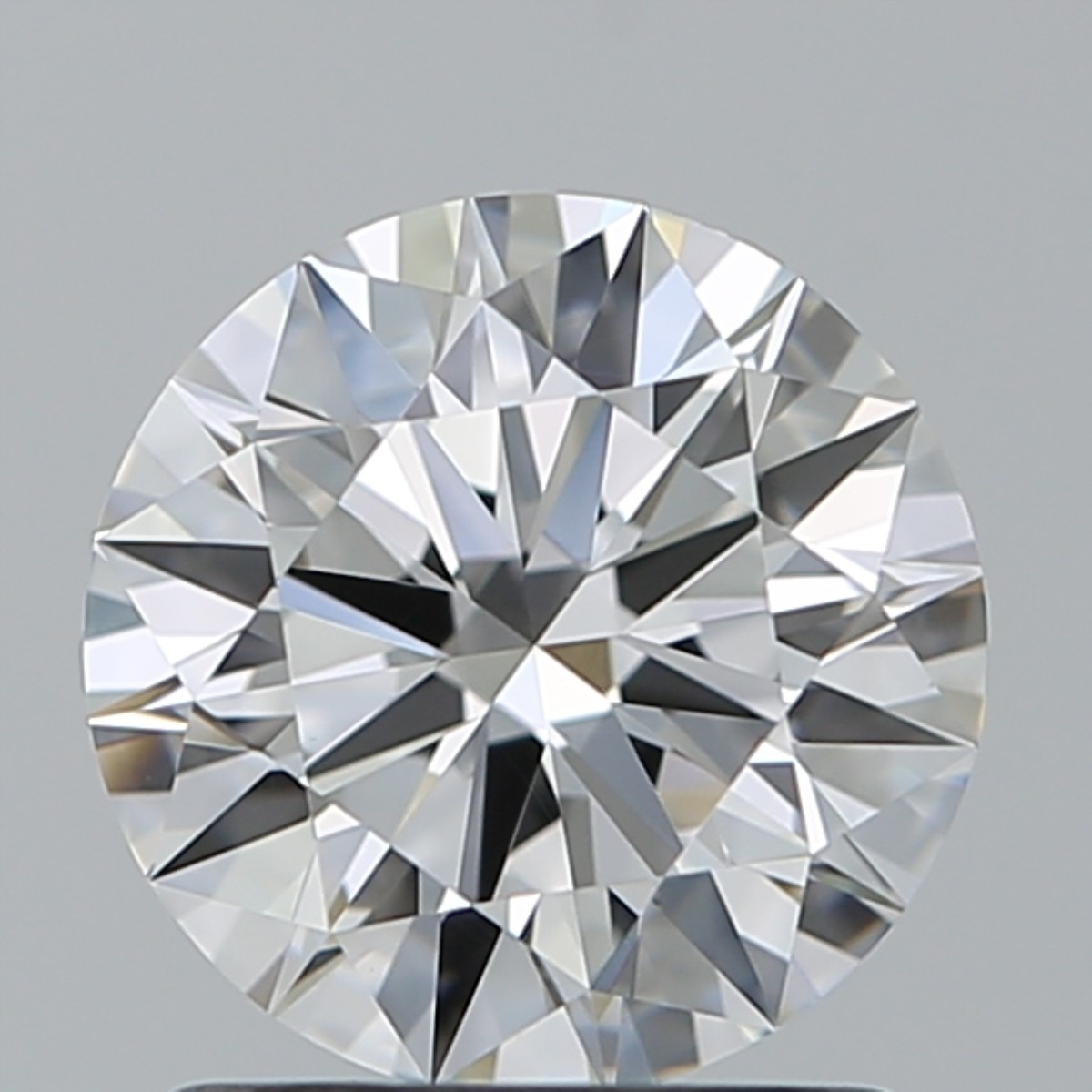 1.21 Carat Round Brilliant Diamond (E/VVS2)