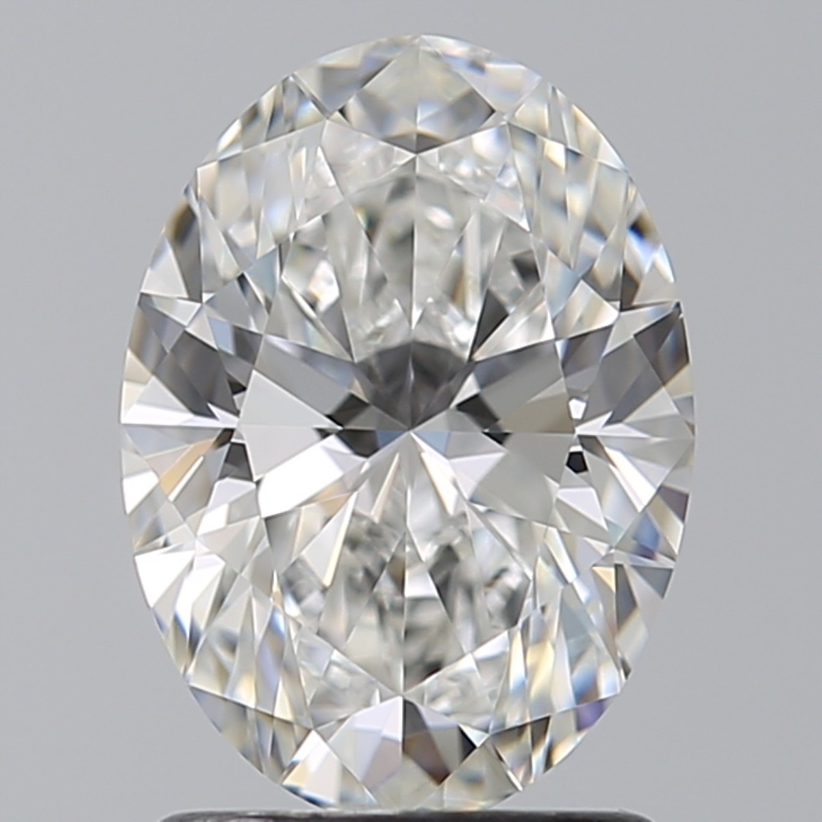 1.57 Carat Oval Diamond (F/IF)