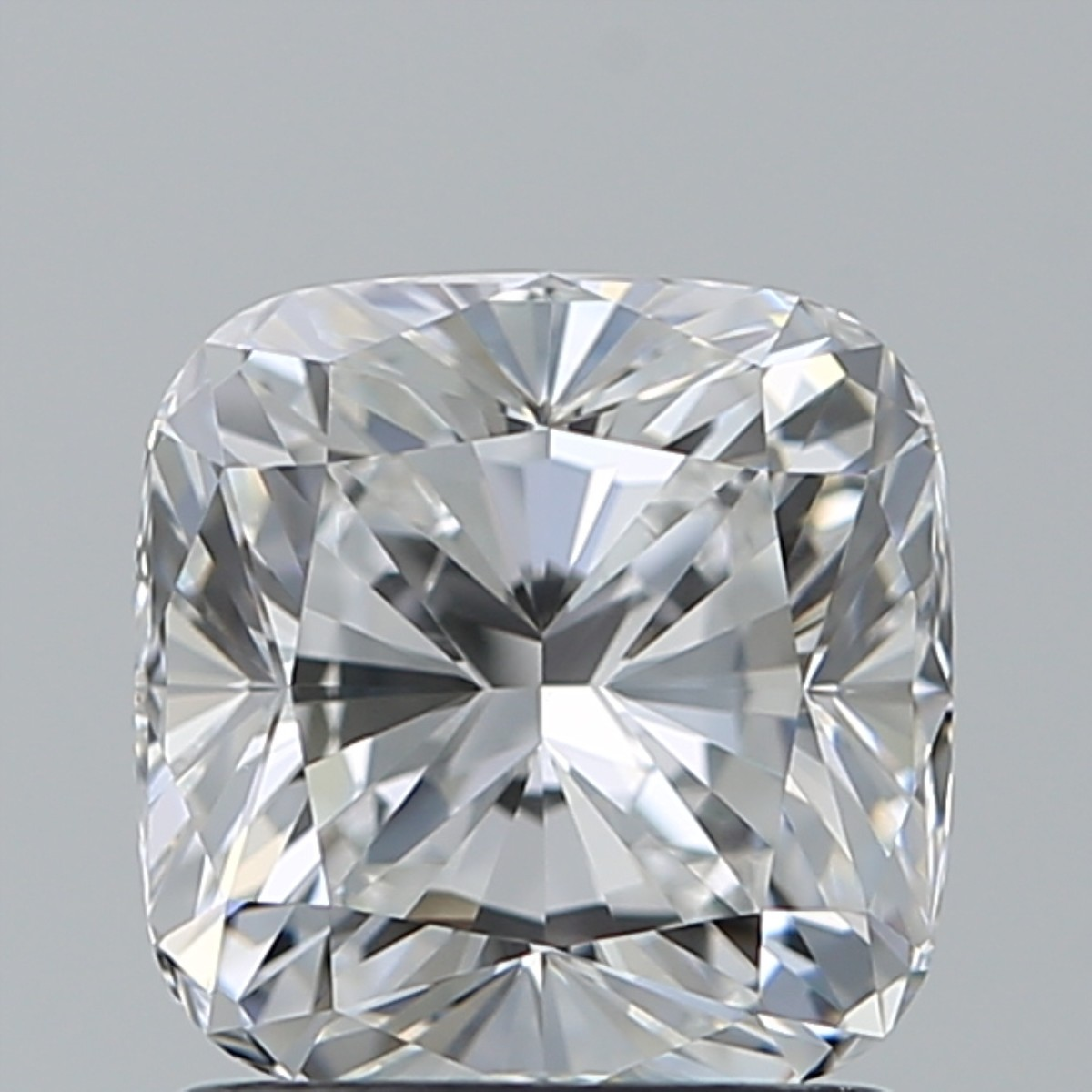 1.50 Carat Cushion Brilliant Diamond (E/VVS1)