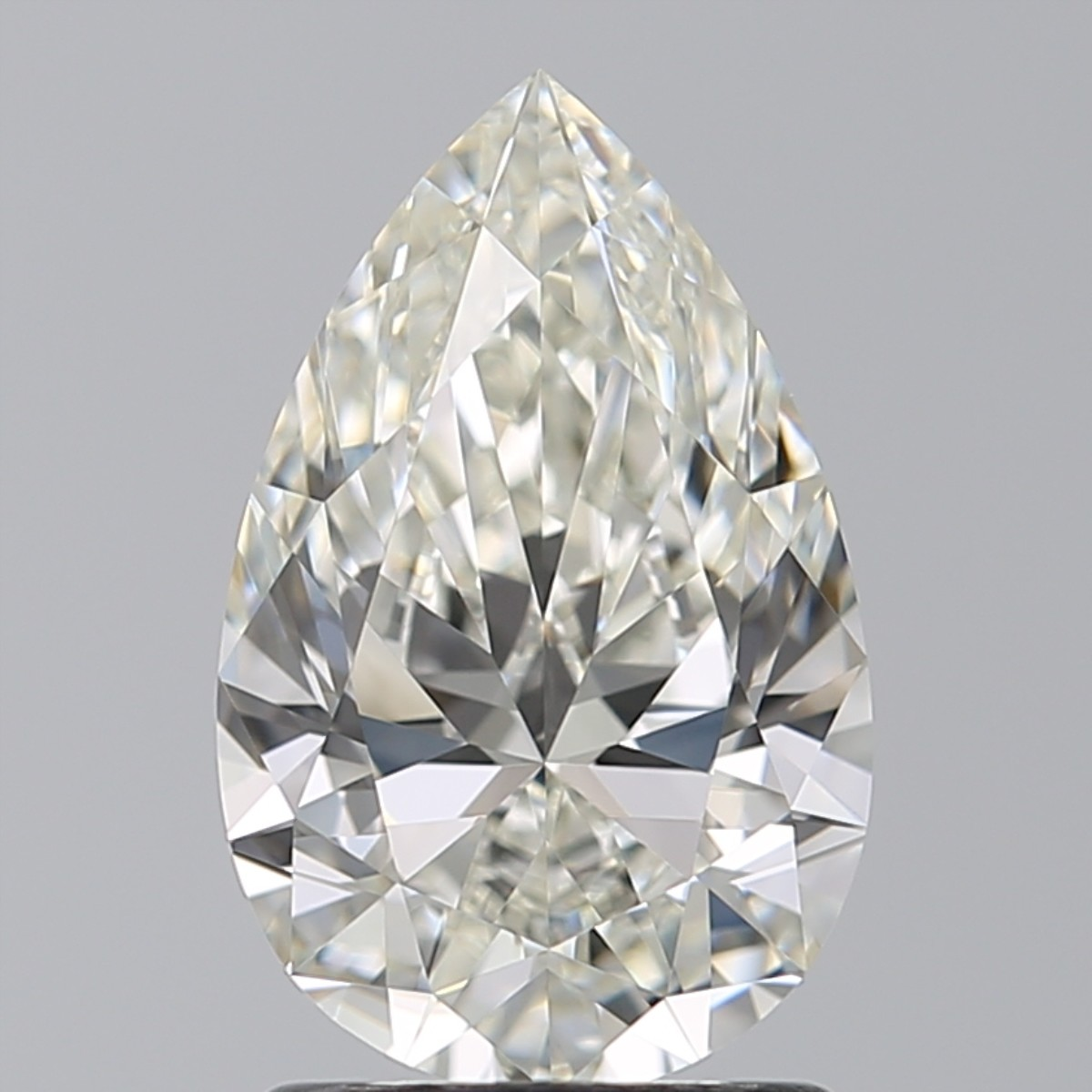 1.54 Carat Pear Diamond (I/IF)