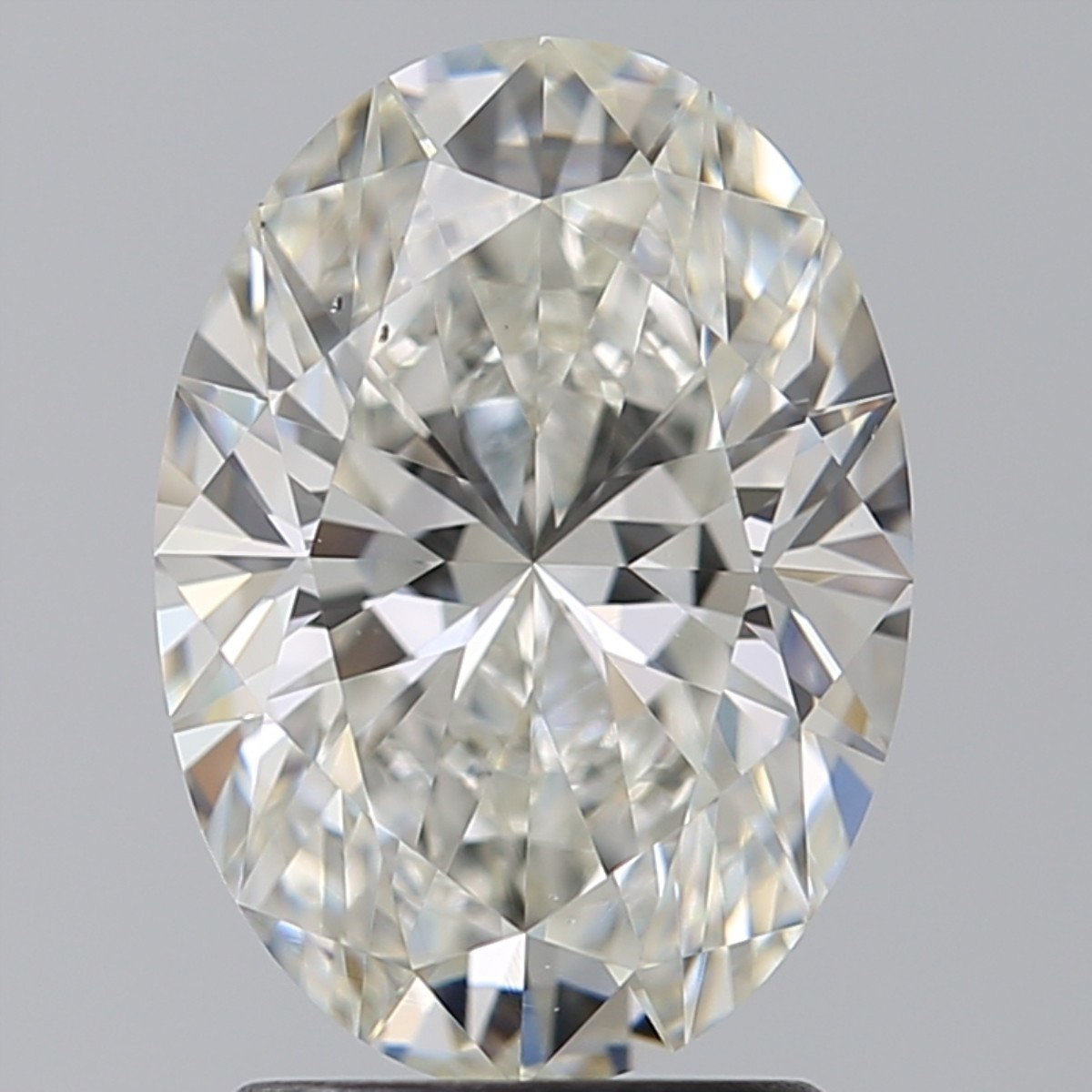 2.03 Carat Oval Diamond (H/VS2)