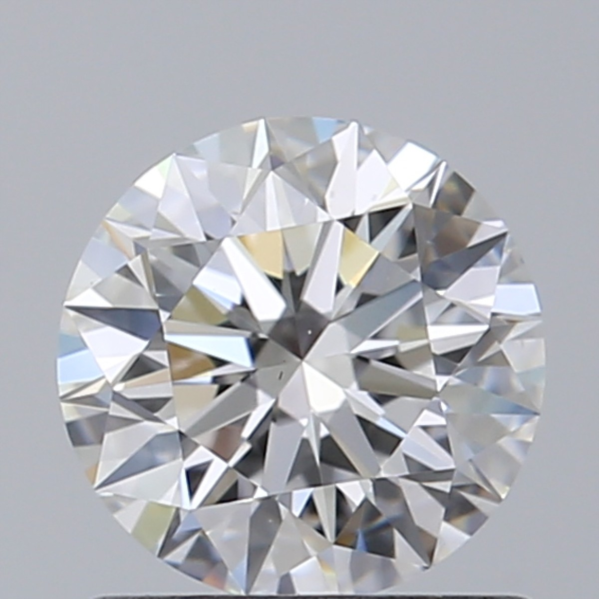 0.82 Carat Round Brilliant Diamond (D/VS1)