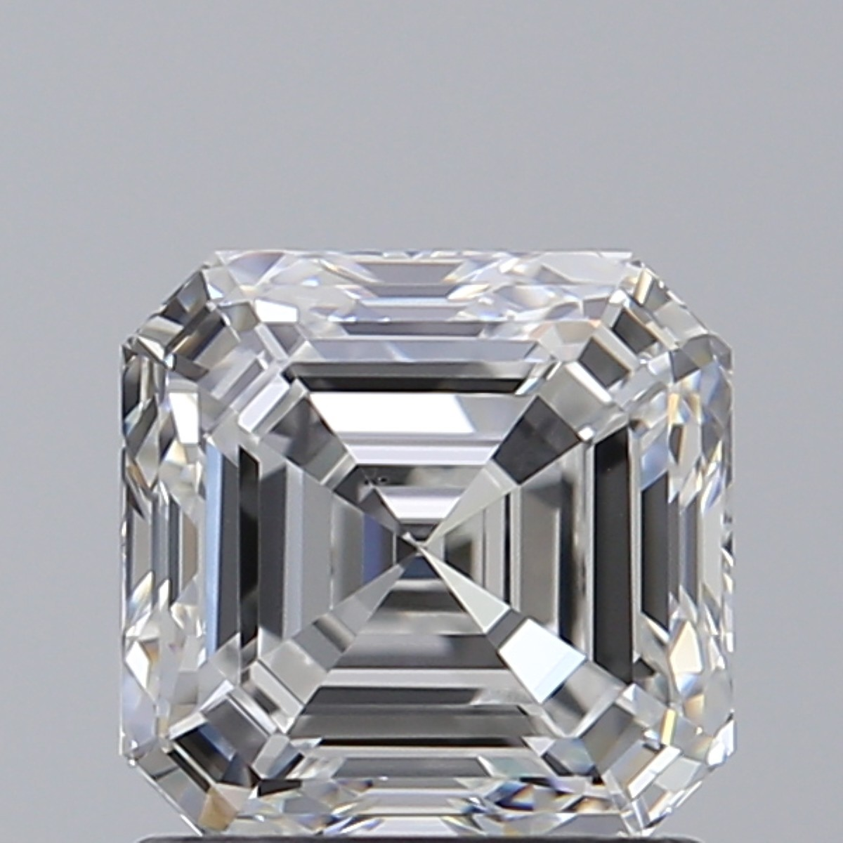 1.20 Carat Asscher Diamond (E/VS1)