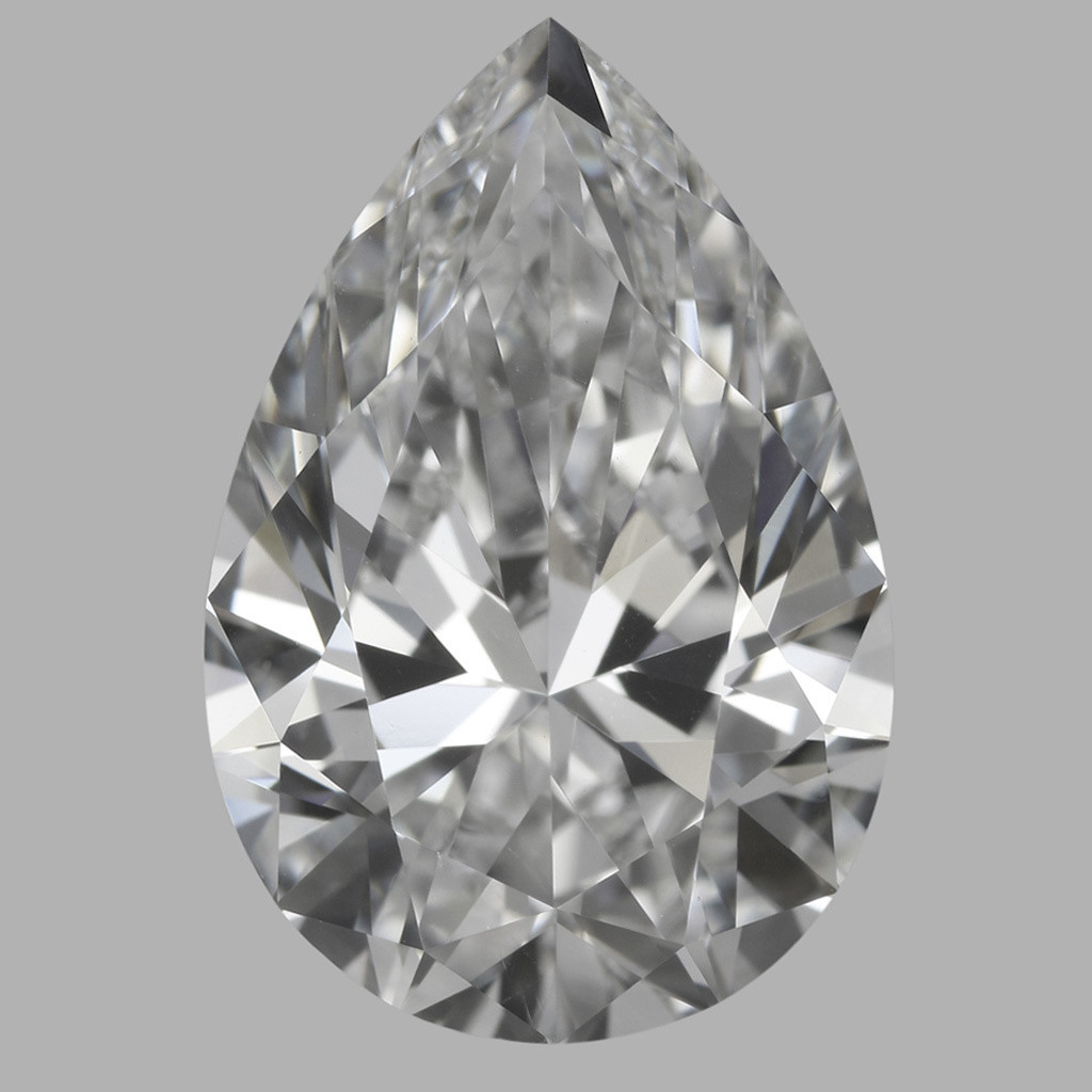 2.01 Carat Pear Diamond (E/VS1)