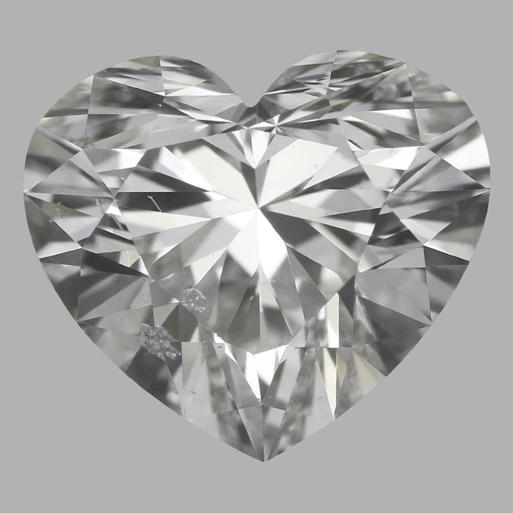 1.03 Carat Heart Diamond (H/SI1)