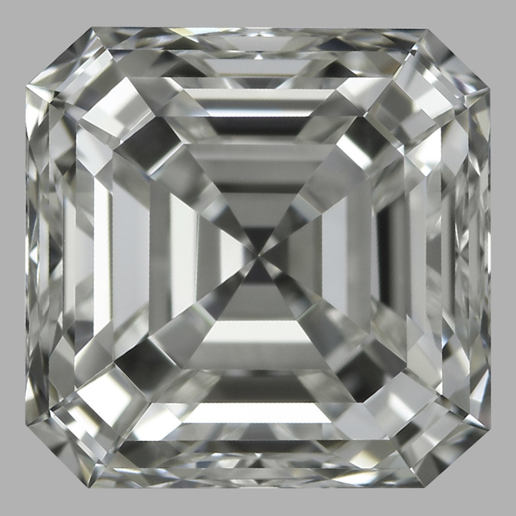 1.02 Carat Asscher Diamond (I/IF)