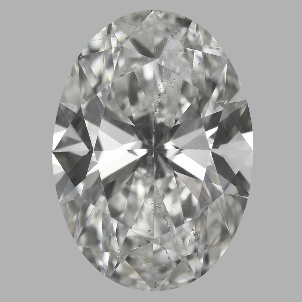 1.02 Carat Oval Diamond (G/SI2)