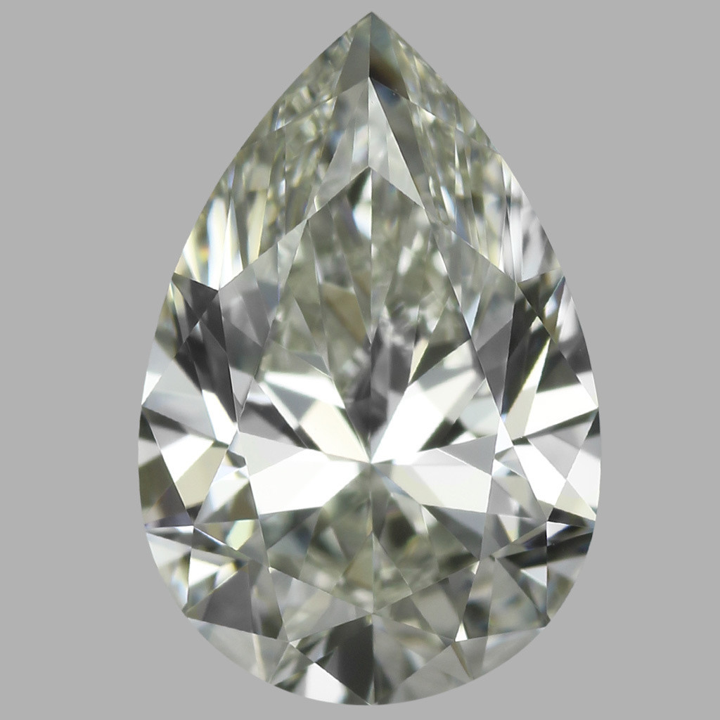 0.75 Carat Pear Diamond (I/VVS2)