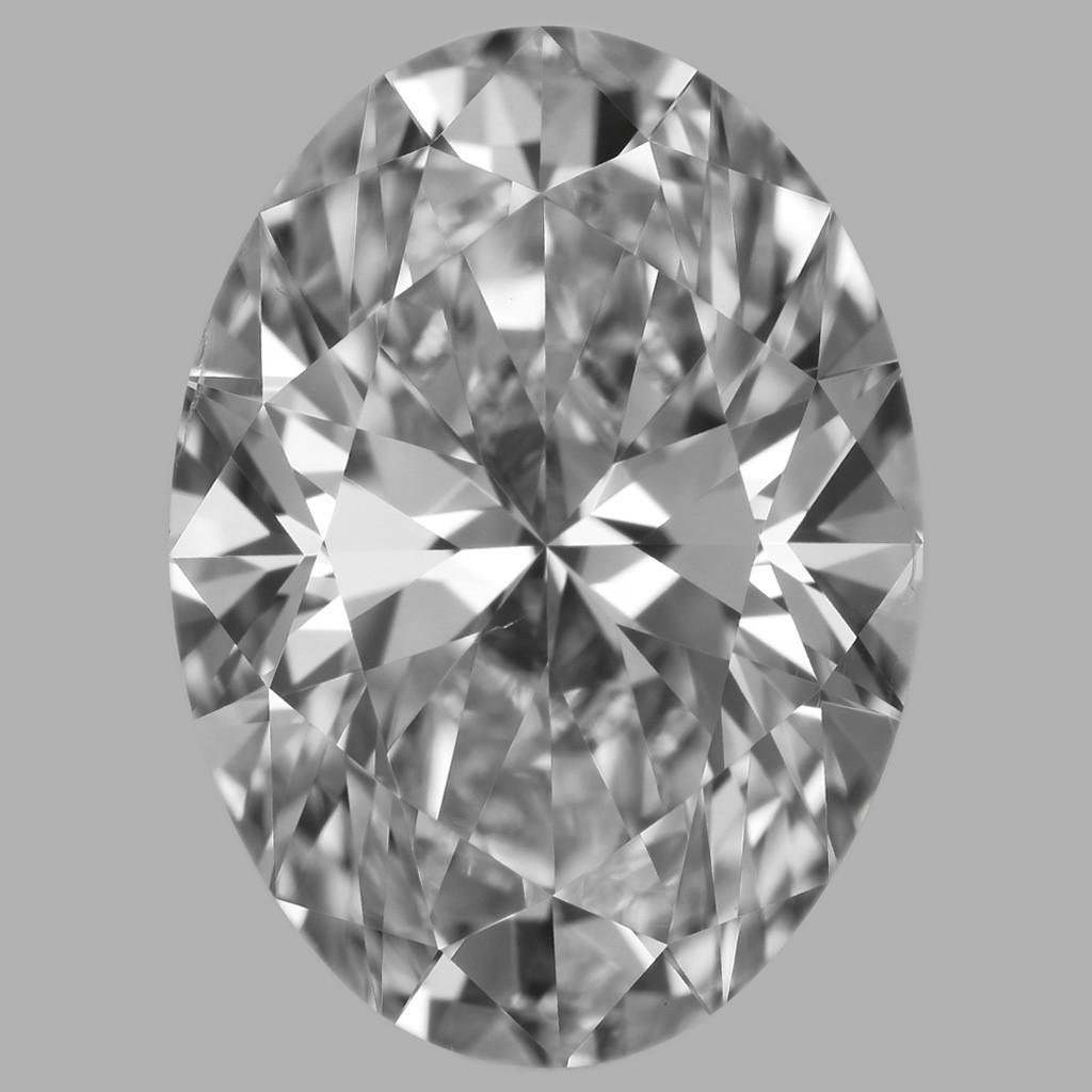 3.03 Carat Oval Diamond (F/SI1)