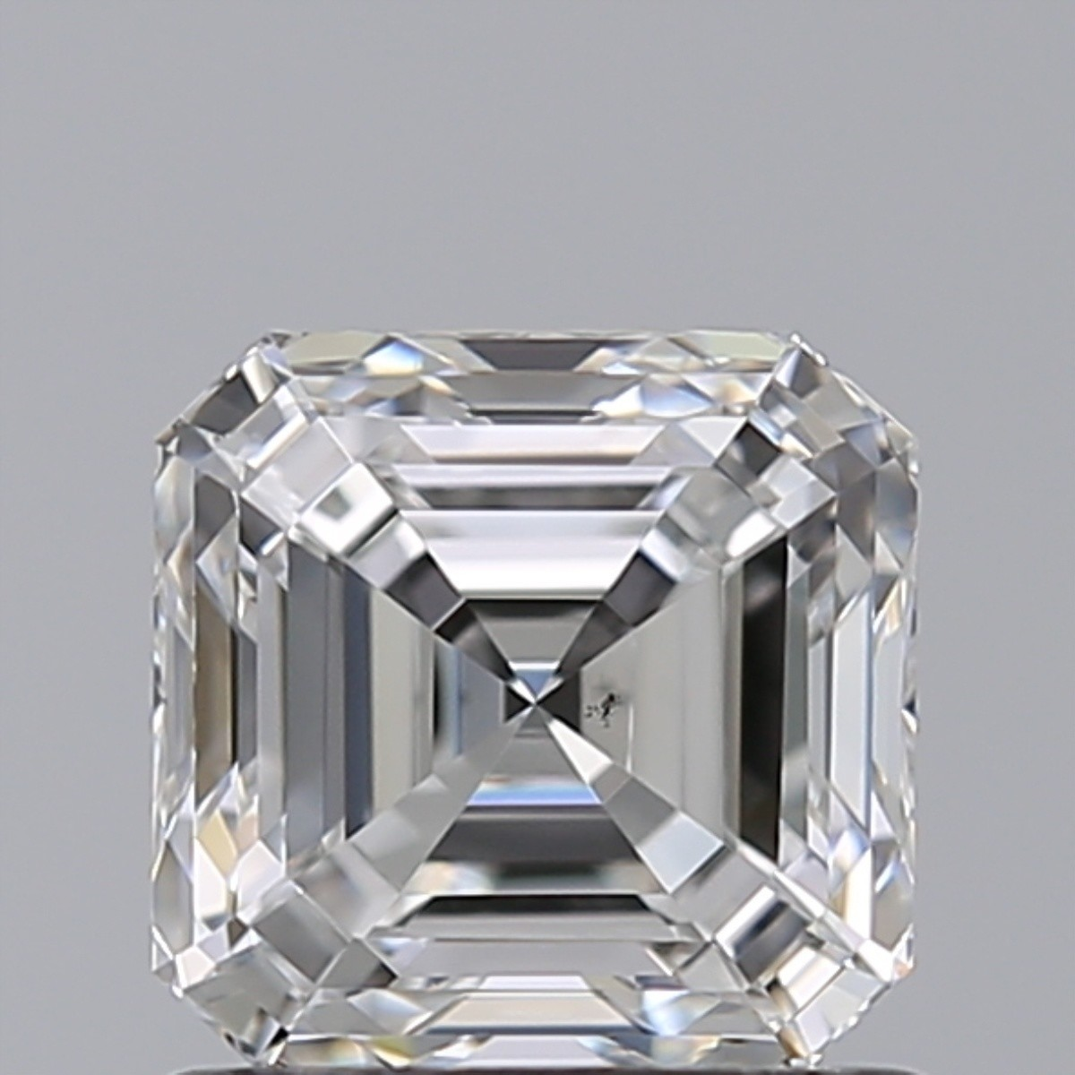 1.01 Carat Asscher Diamond (E/VS2)