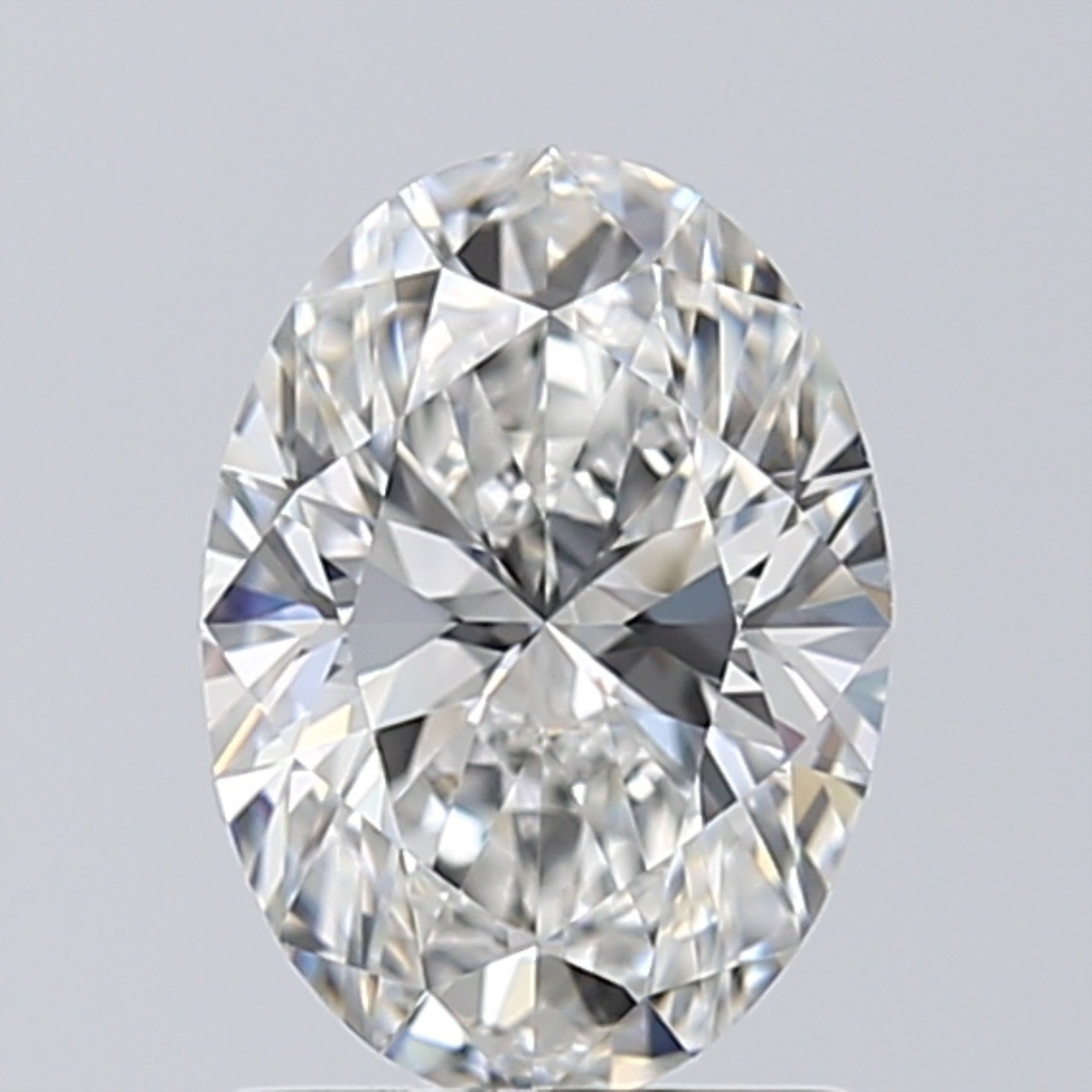 1.25 Carat Oval Diamond (F/VS2)