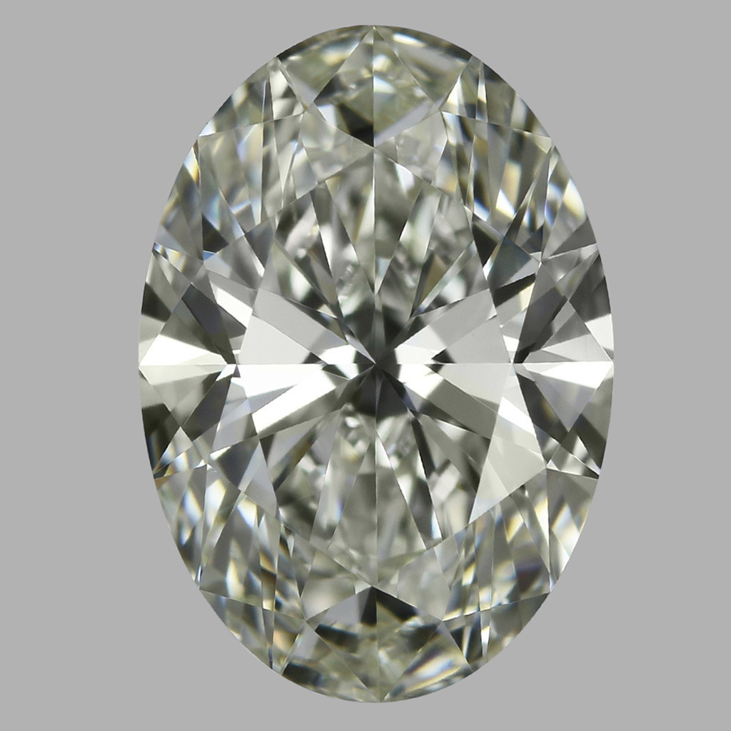 1.01 Carat Oval Diamond (J/VVS1)