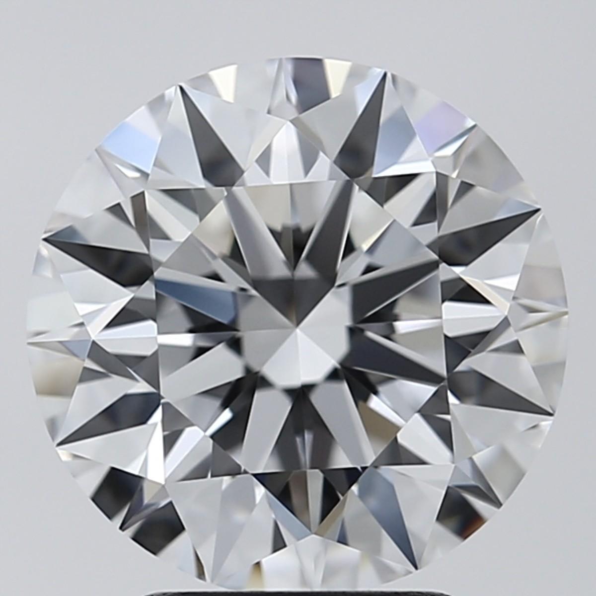 3.46 Carat Round Brilliant Diamond (D/FL)