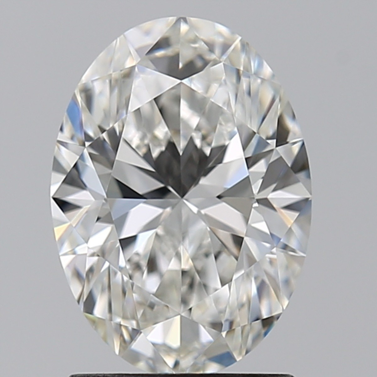 1.50 Carat Oval Diamond (G/VVS2)