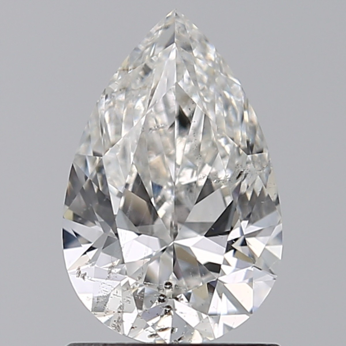 1.01 Carat Pear Diamond (G/SI2)