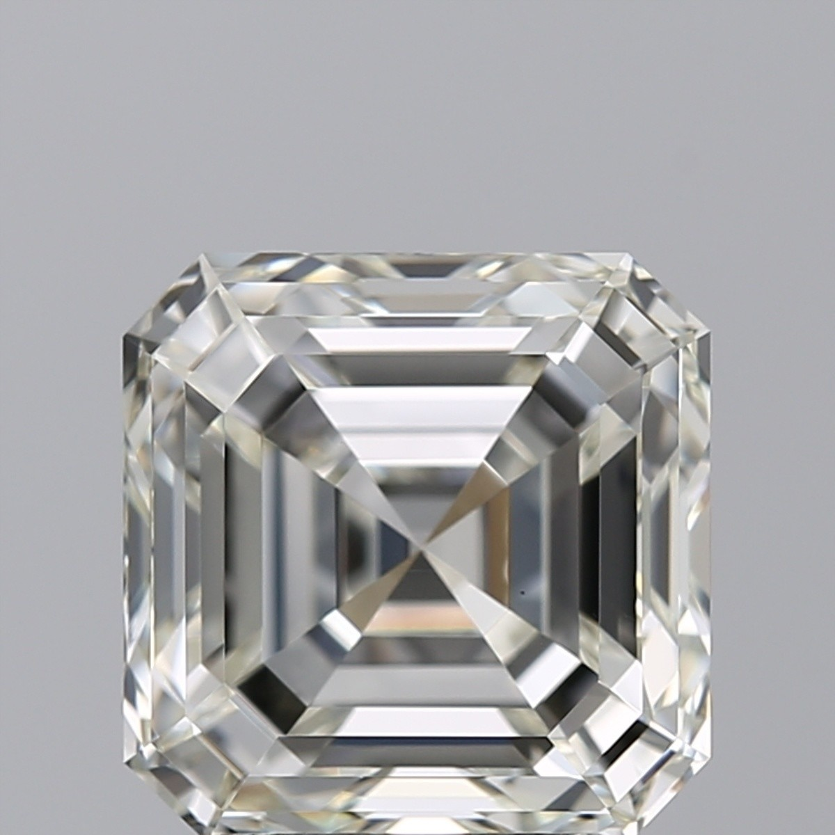 3.02 Carat Asscher Diamond (J/VS1)