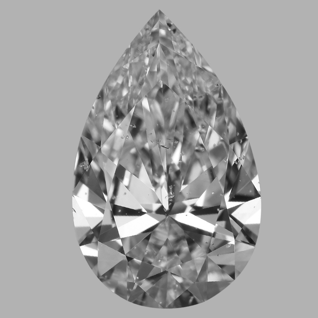 1.50 Carat Pear Diamond (D/SI2)