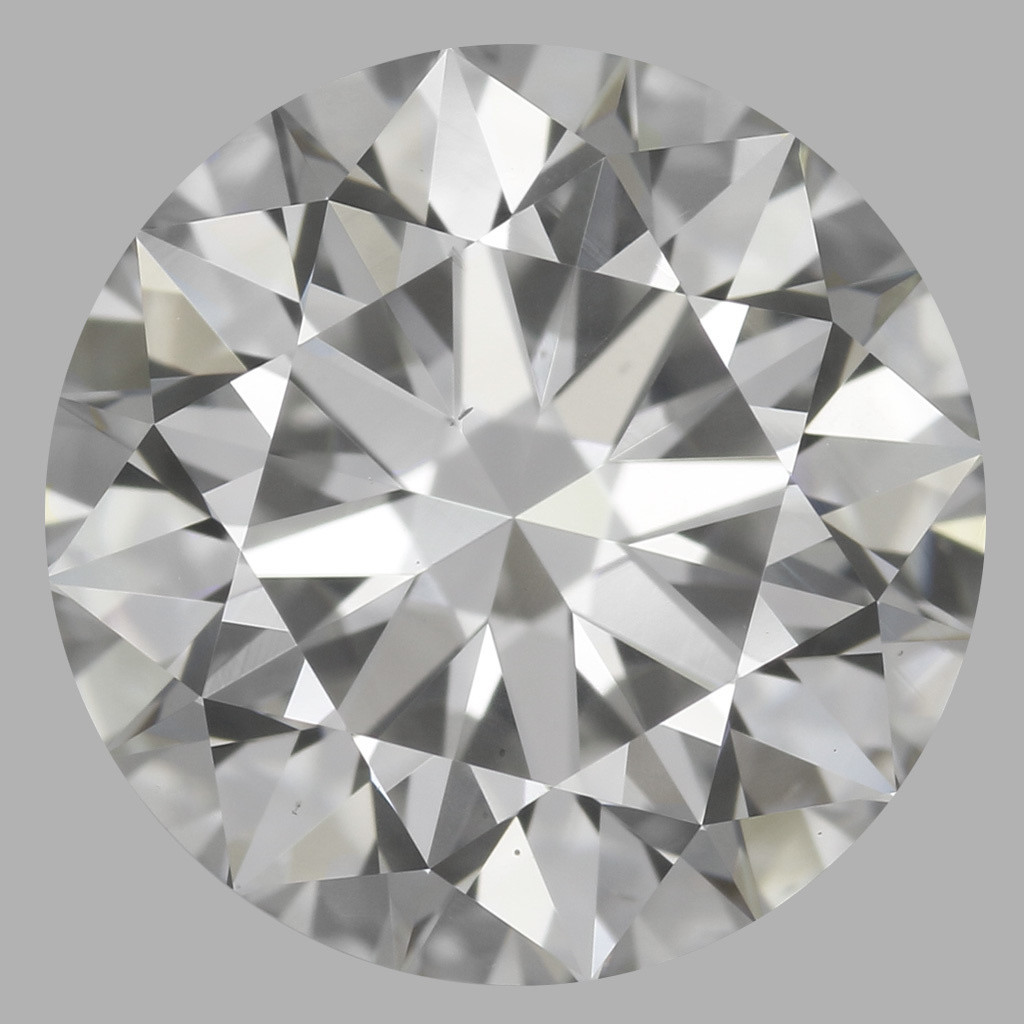 1.63 Carat Round Brilliant Diamond (G/VS2)