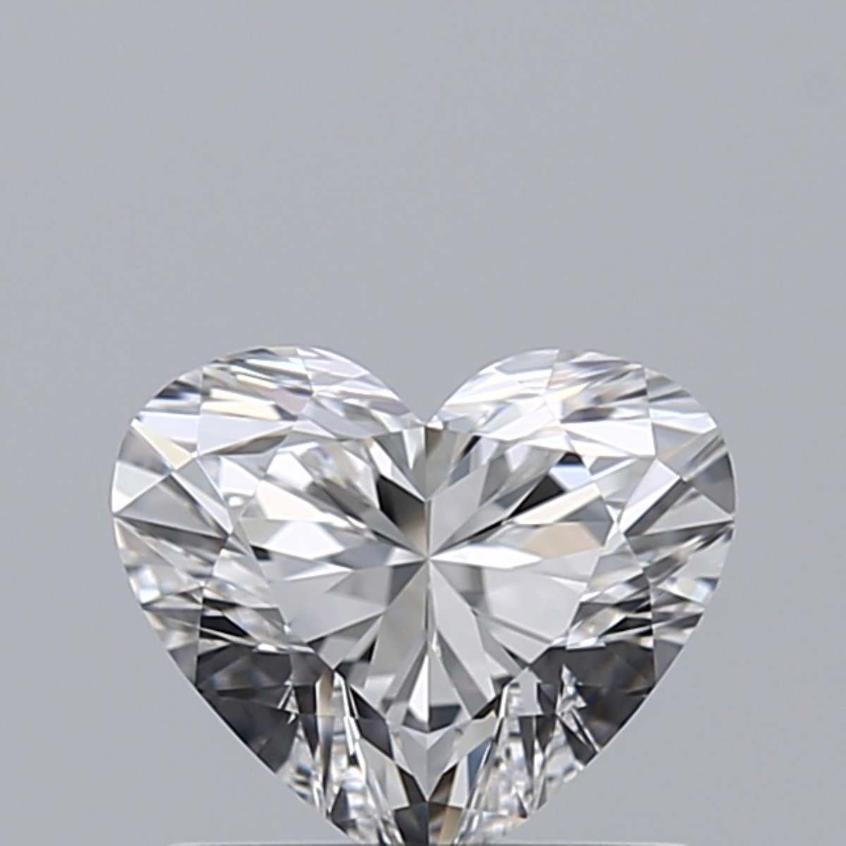 0.77 Carat Heart Diamond (E/VVS1)