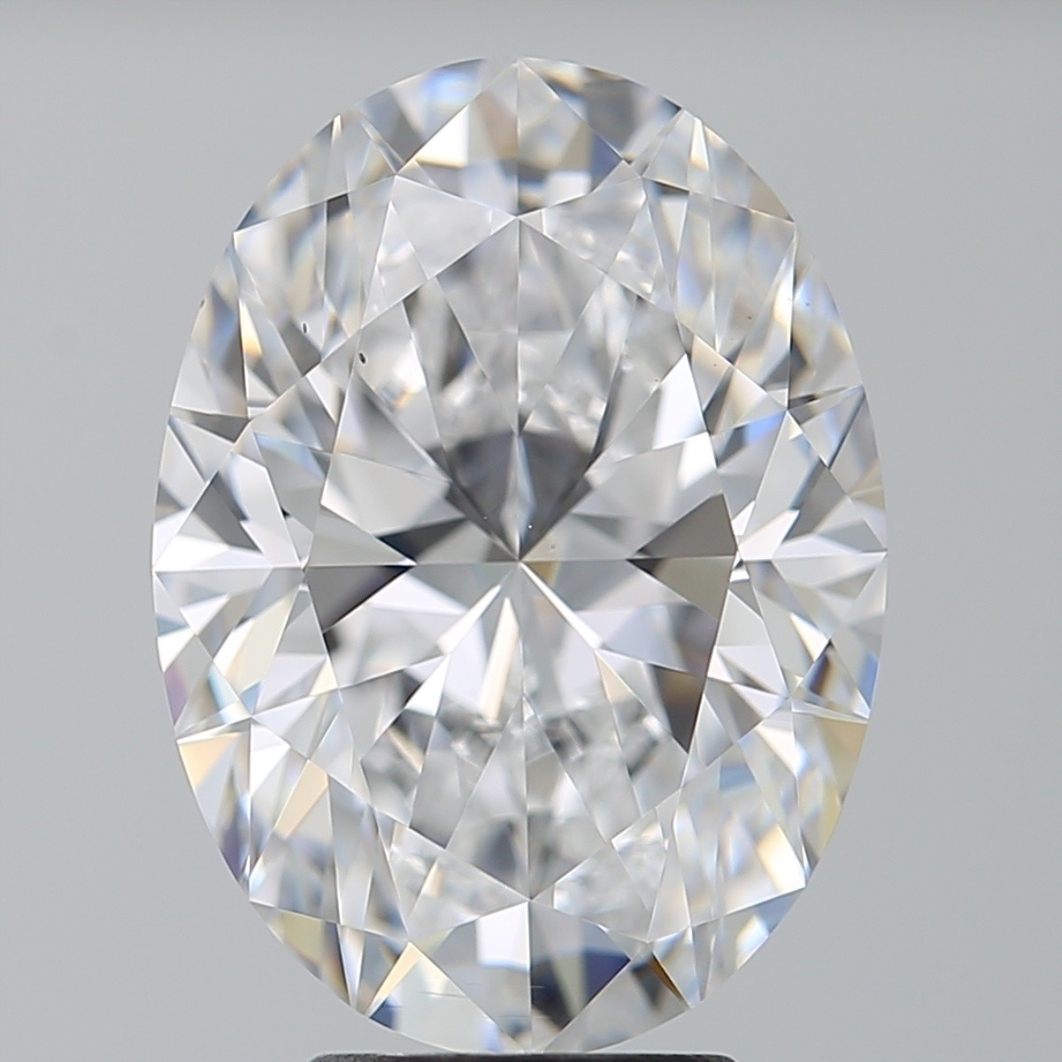 5.02 Carat Oval Diamond (D/VS2)