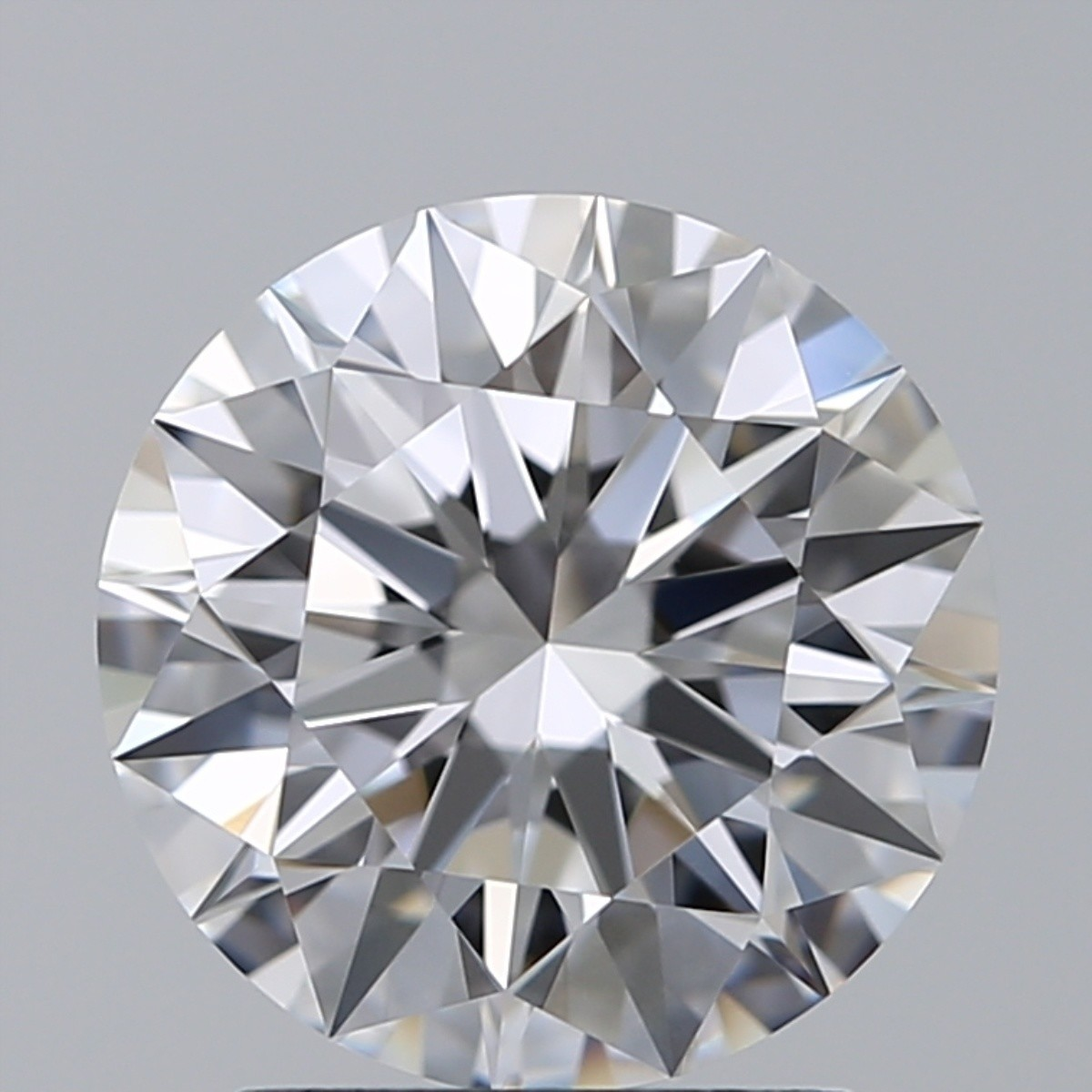 2.02 Carat Round Brilliant Diamond (D/FL)