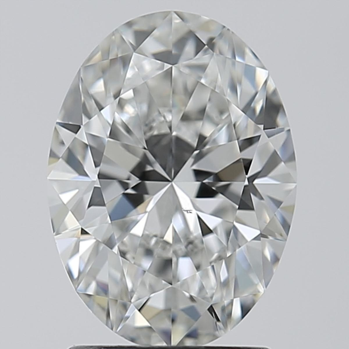 1.72 Carat Oval Diamond (G/VS2)