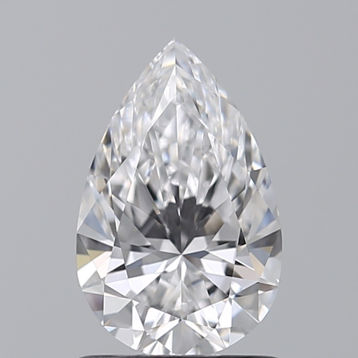 1.01 Carat Pear Diamond (D/FL)