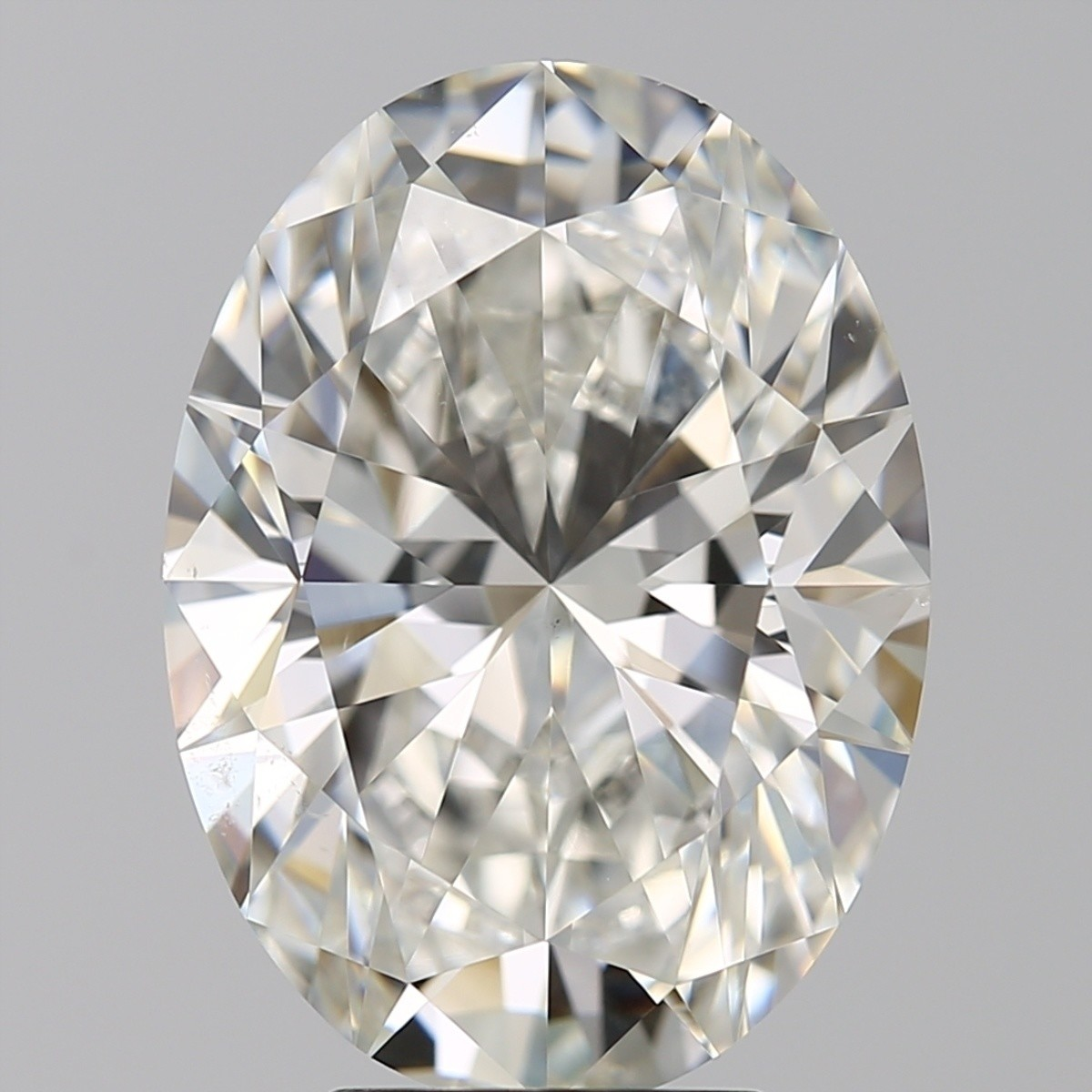 5.15 Carat Oval Diamond (H/VS2)