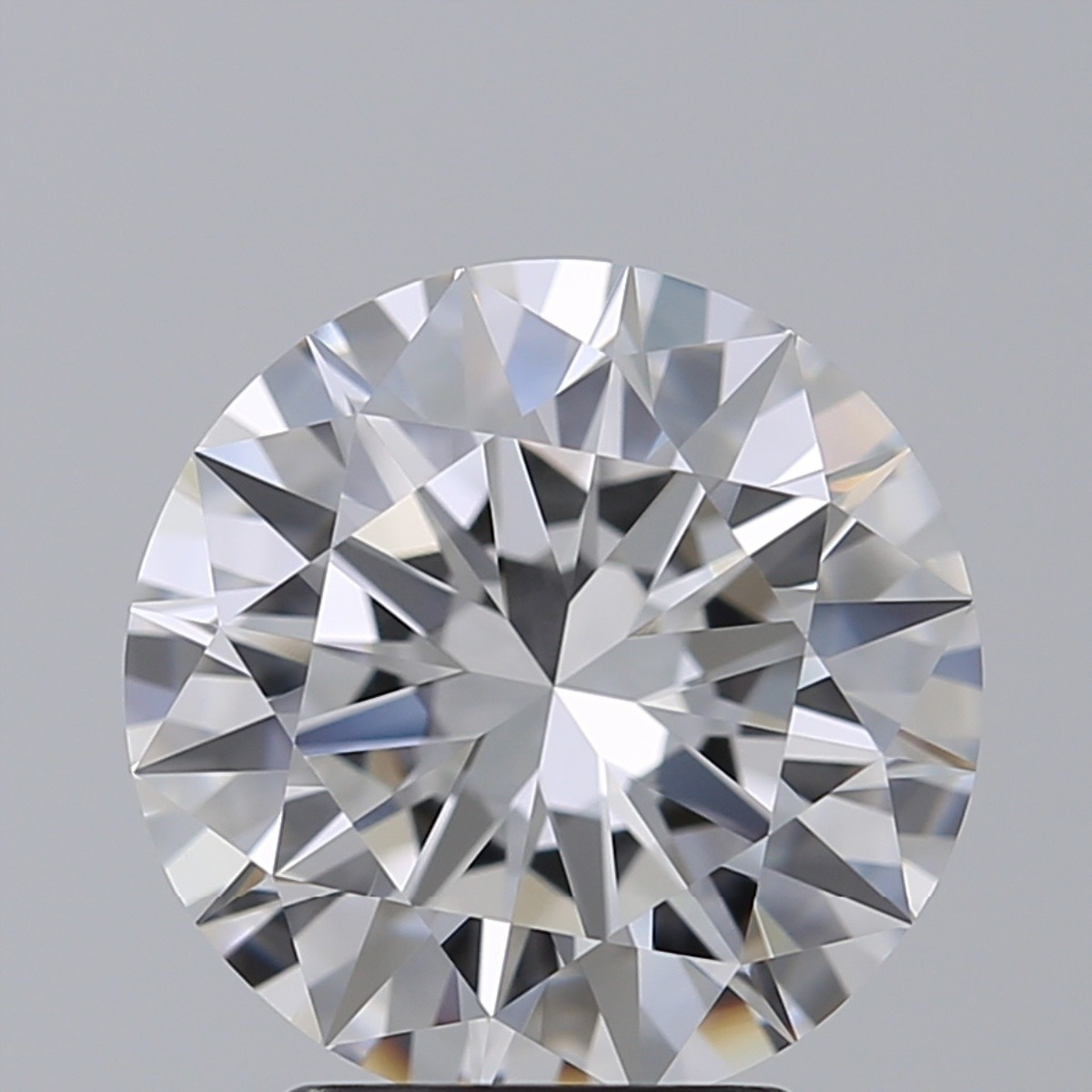 3.01 Carat Round Brilliant Diamond (D/FL)