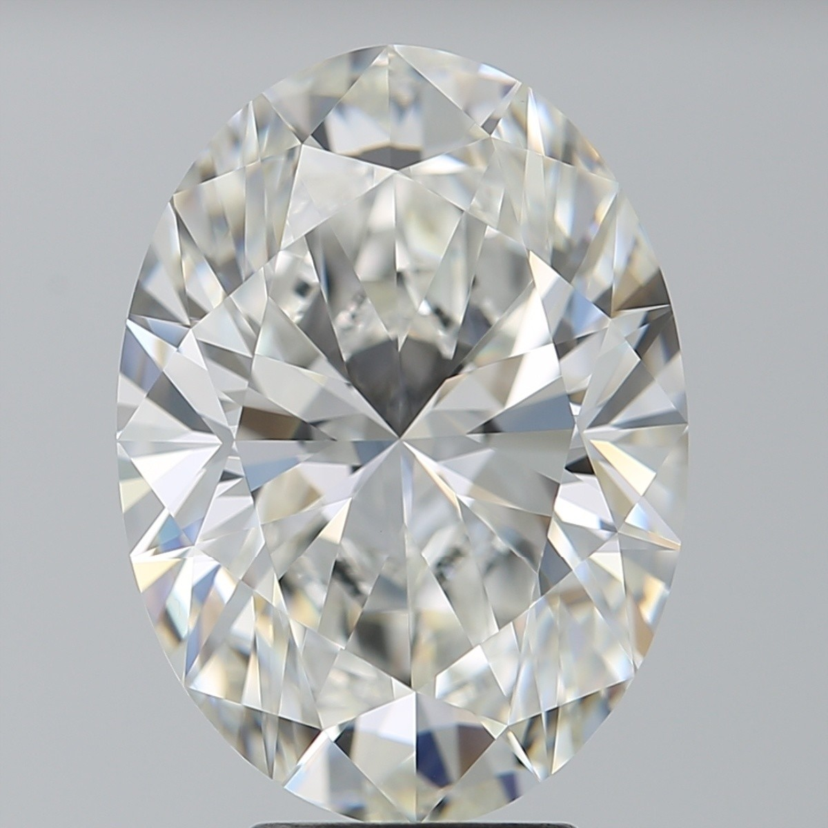 5.02 Carat Oval Diamond (H/VVS2)