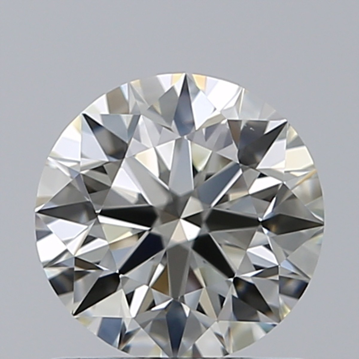 0.80 Carat Round Brilliant Diamond (J/VS1)