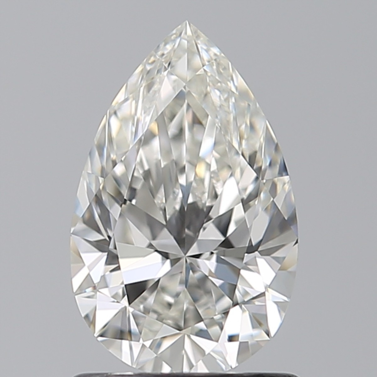 1.05 Carat Pear Diamond (G/IF)