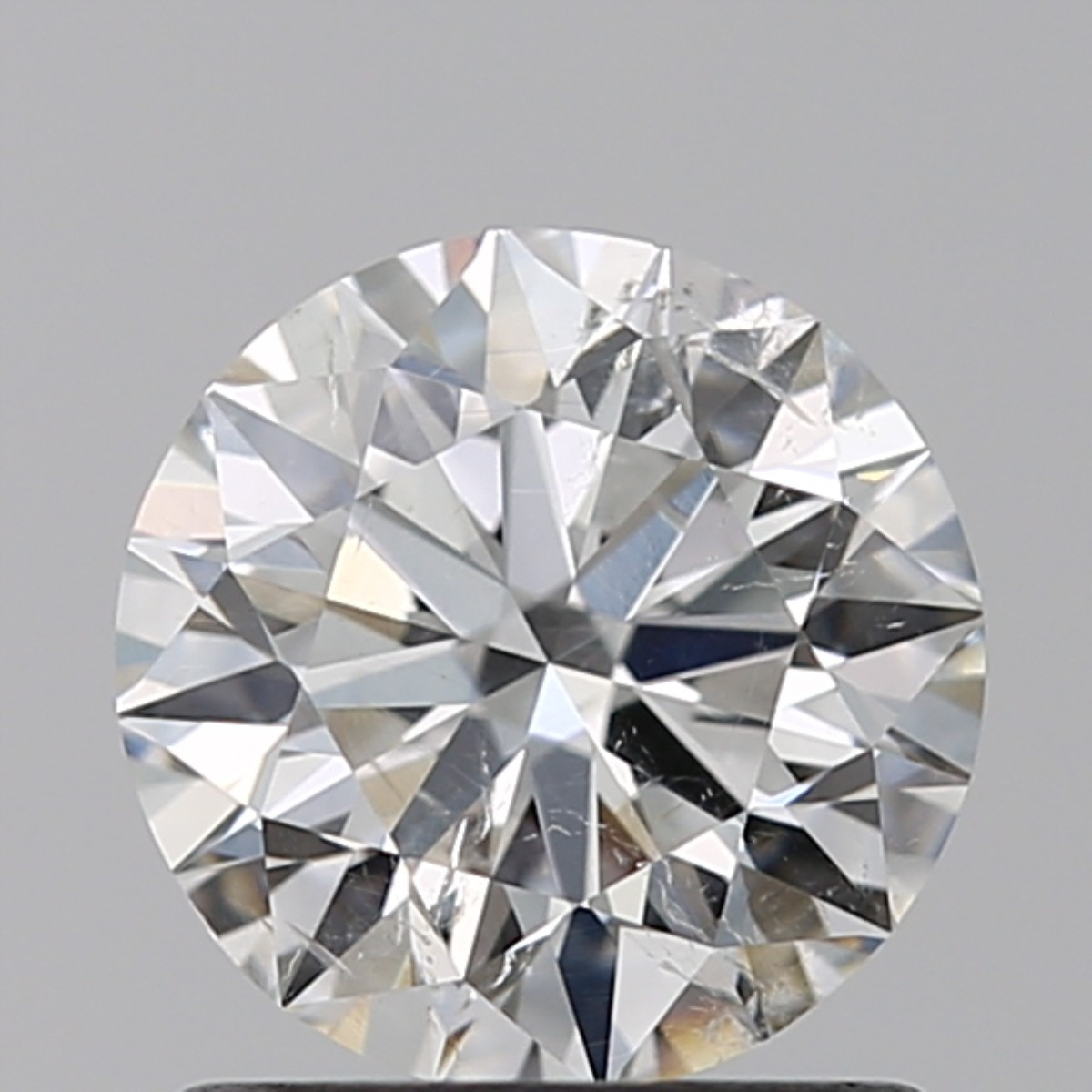 1.00 Carat Round Brilliant Diamond (F/SI2)